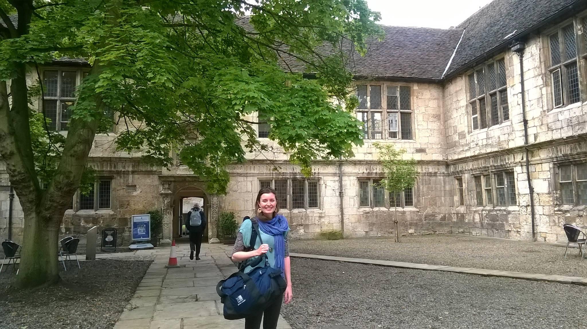 Katrina Foxton, PhD student