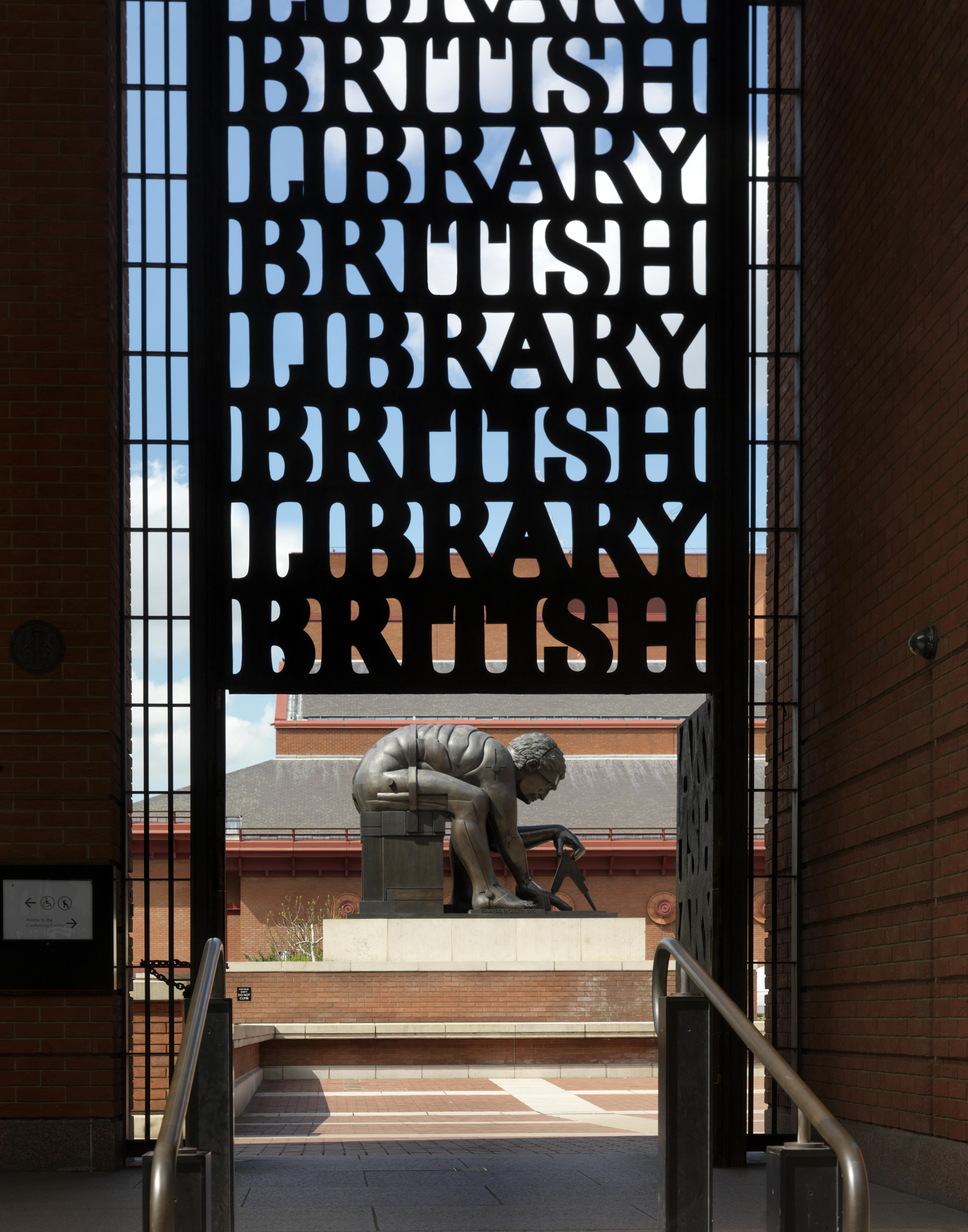 British Library at St Pancras