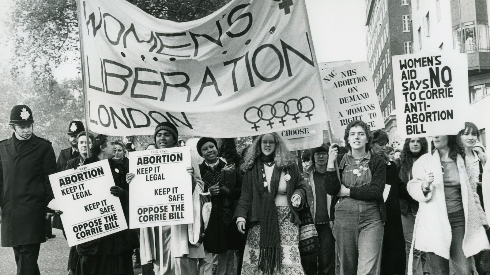 Health, reproduction and the Women's Liberation Movement