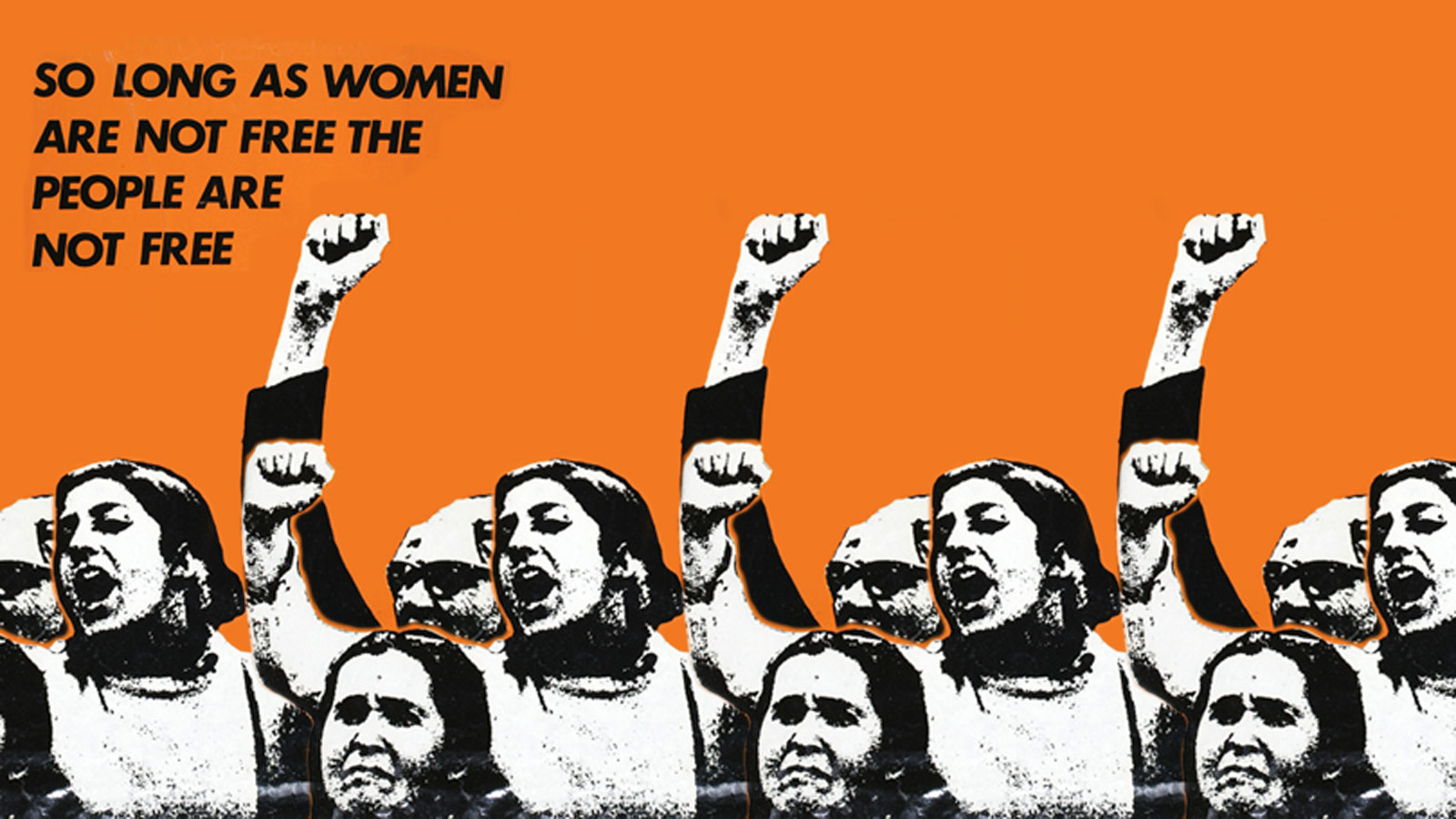 Women's liberation – a national movement