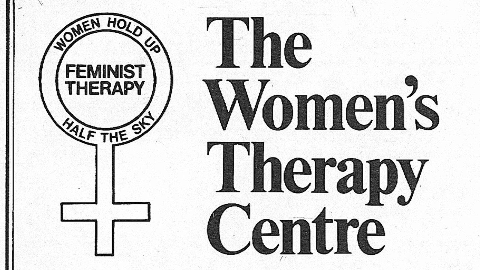 The politics of therapy and the Women's Liberation Movement