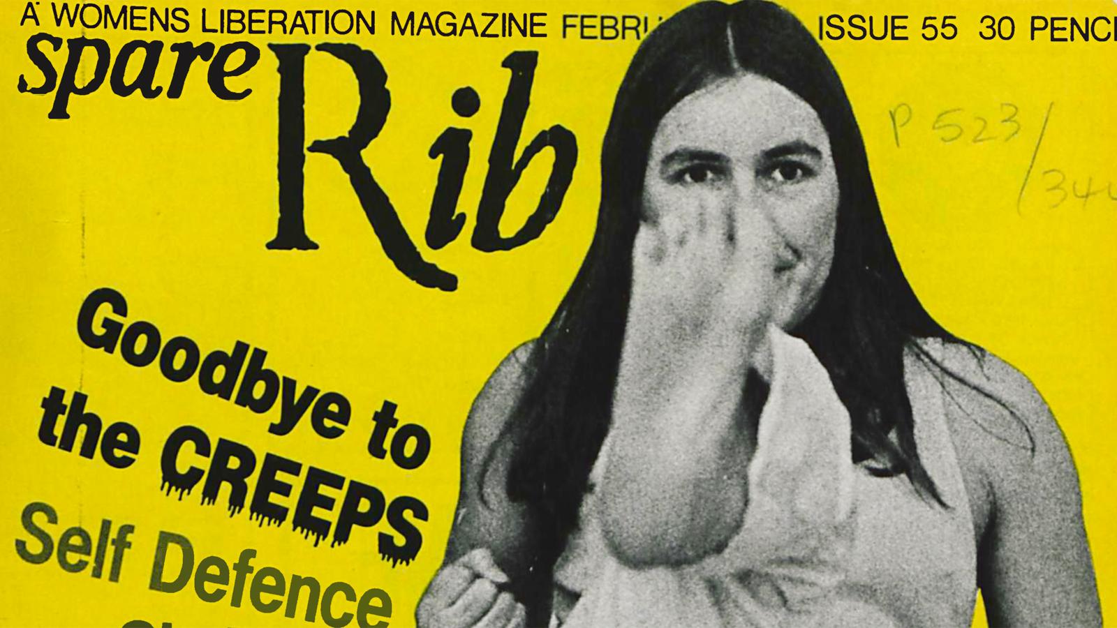 Spare Rib and the underground press