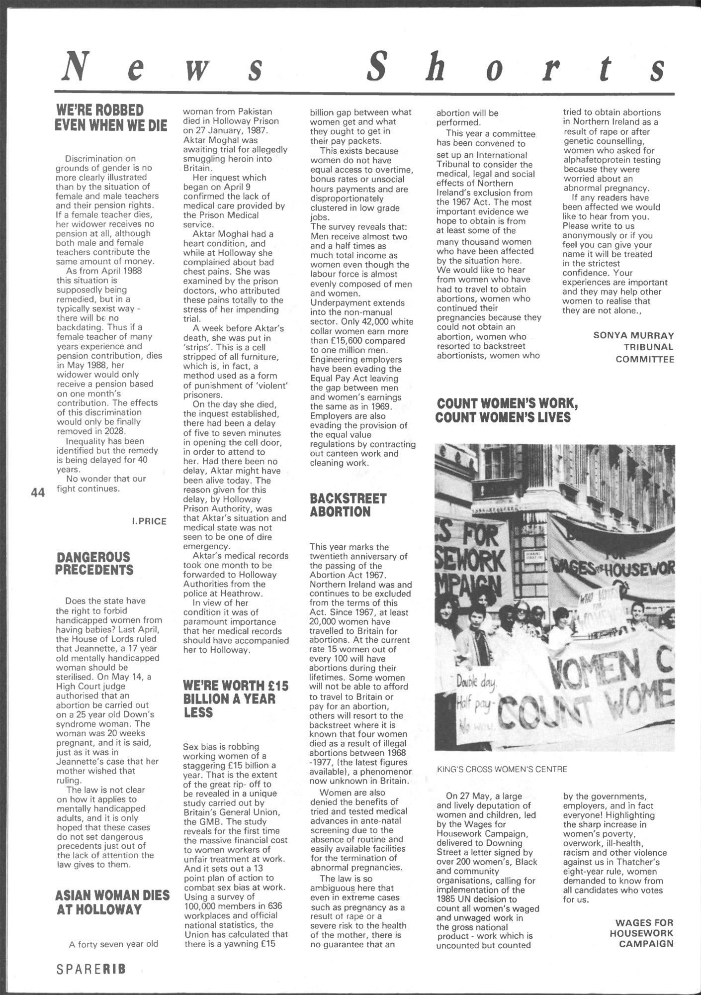 Spare Rib magazine issue 180 p. 44