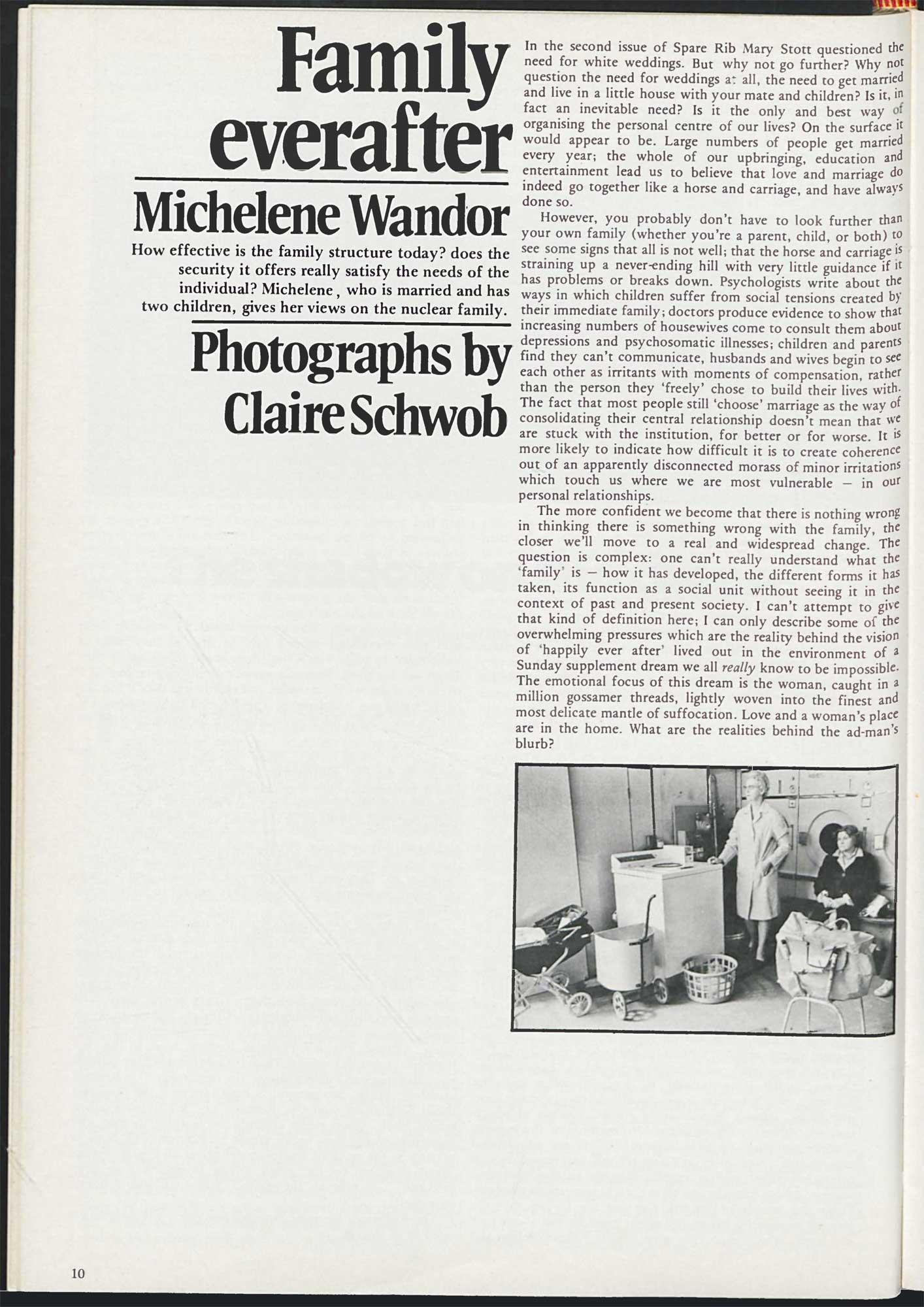 Spare Rib magazine issue 5 p. 10