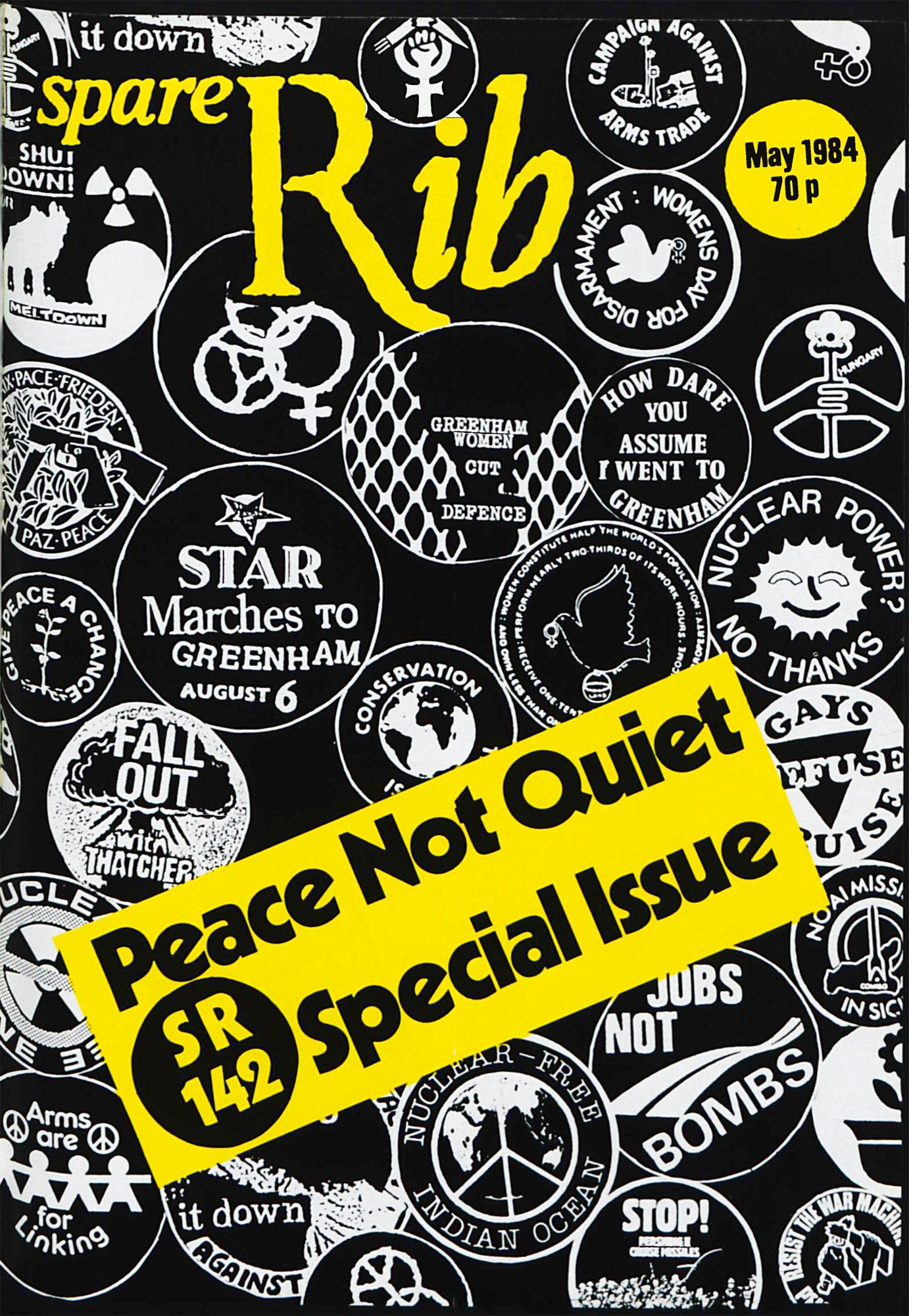 Spare Rib magazine issue 142 p. 1