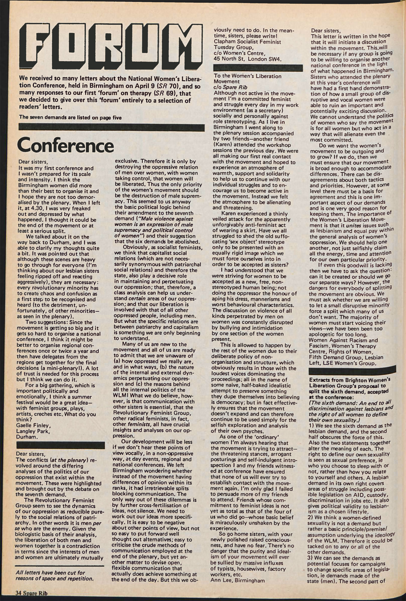 Spare Rib magazine issue 71 p. 34