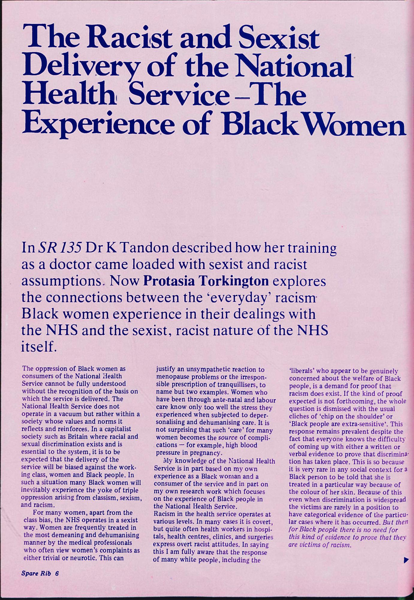 Spare Rib magazine issue 138 p. 6
