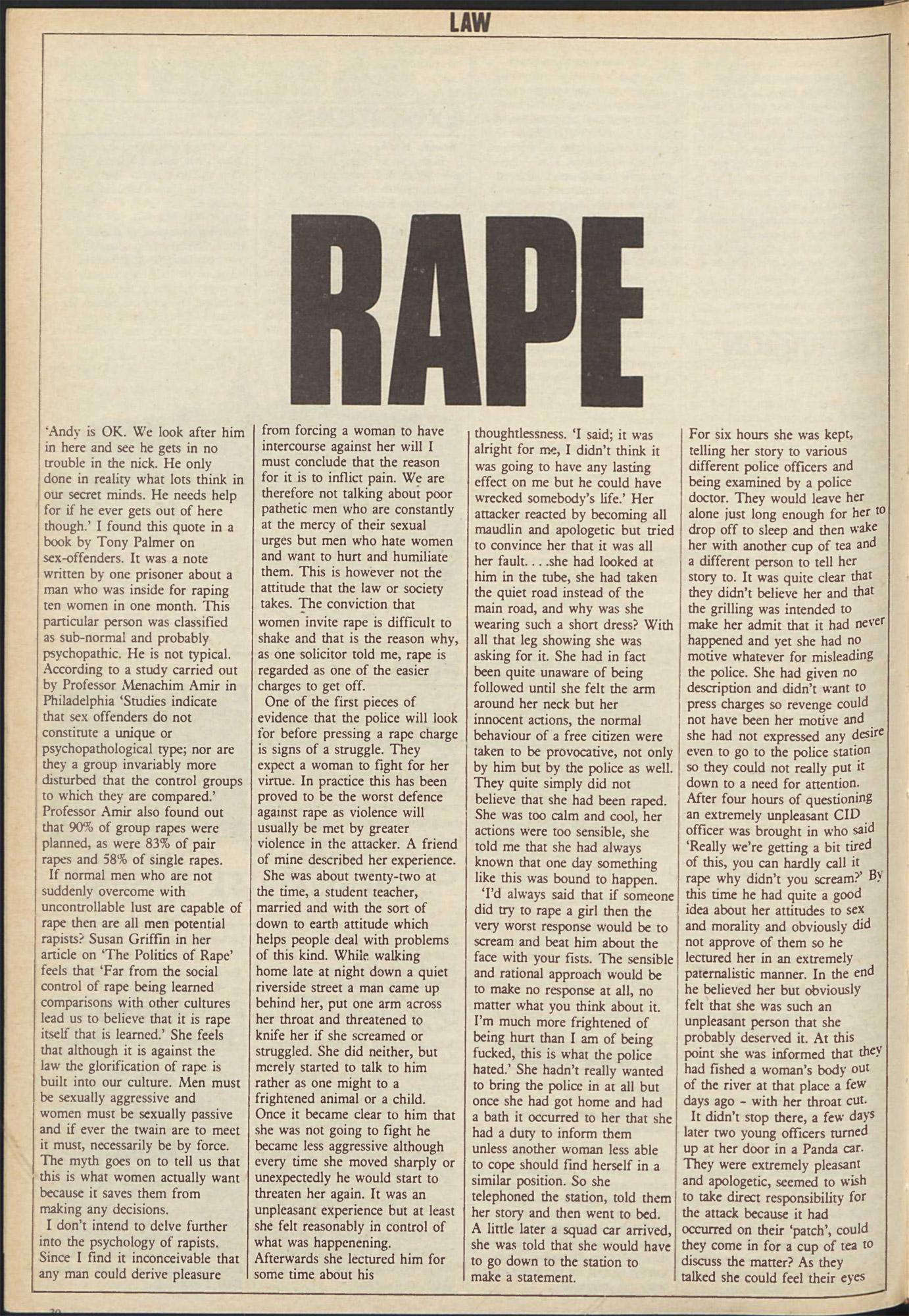 Spare Rib magazine issue 20 p. 30