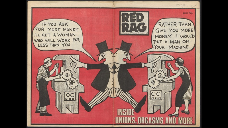 Red Rag magazine 1973