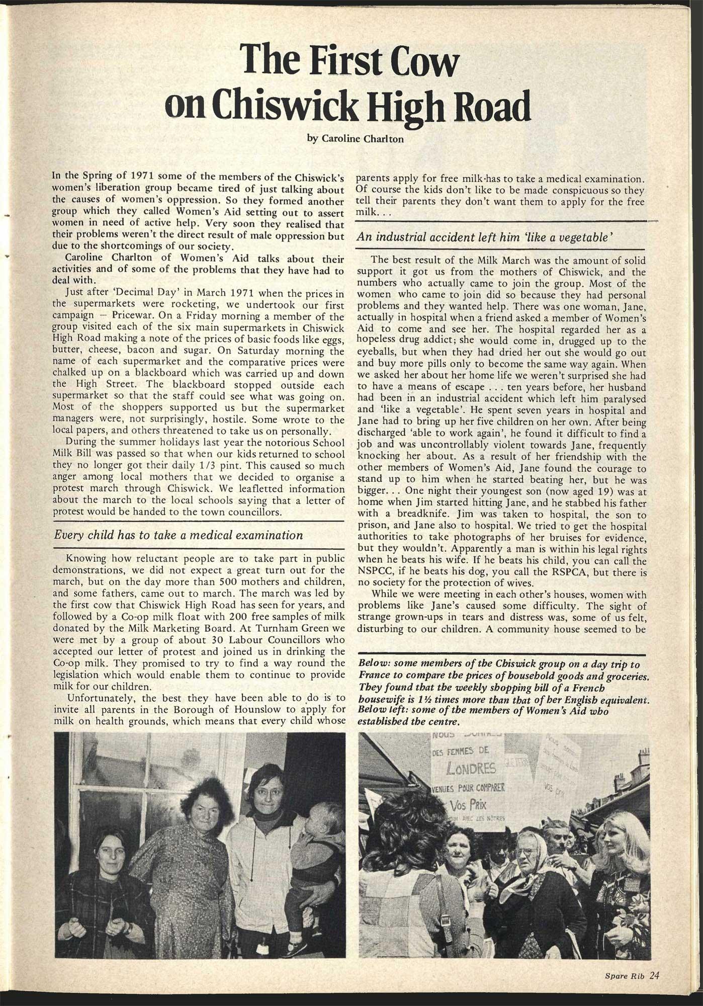 Spare Rib magazine issue 1 p. 25