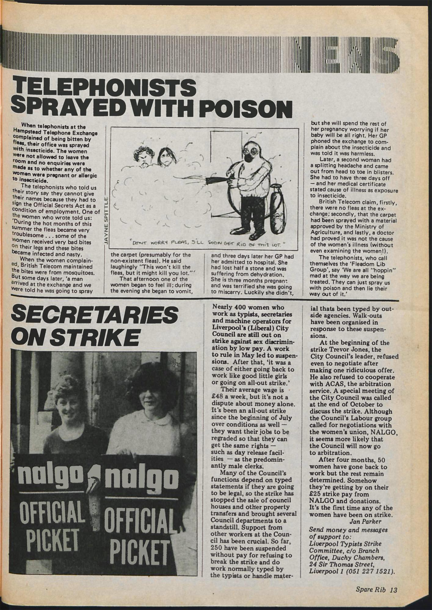 Spare Rib magazine issue 113 p. 13