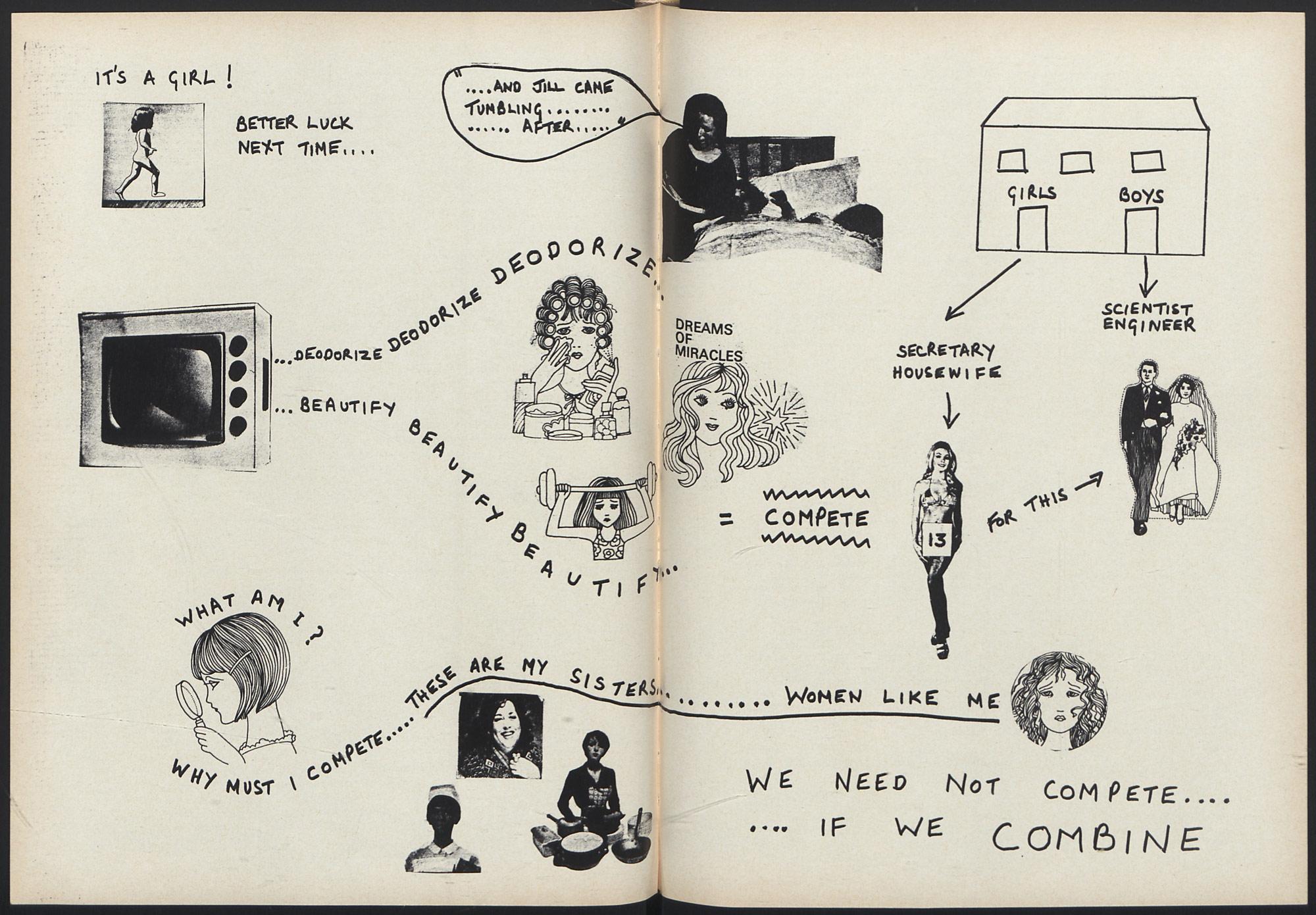 Shrew magazine 1971