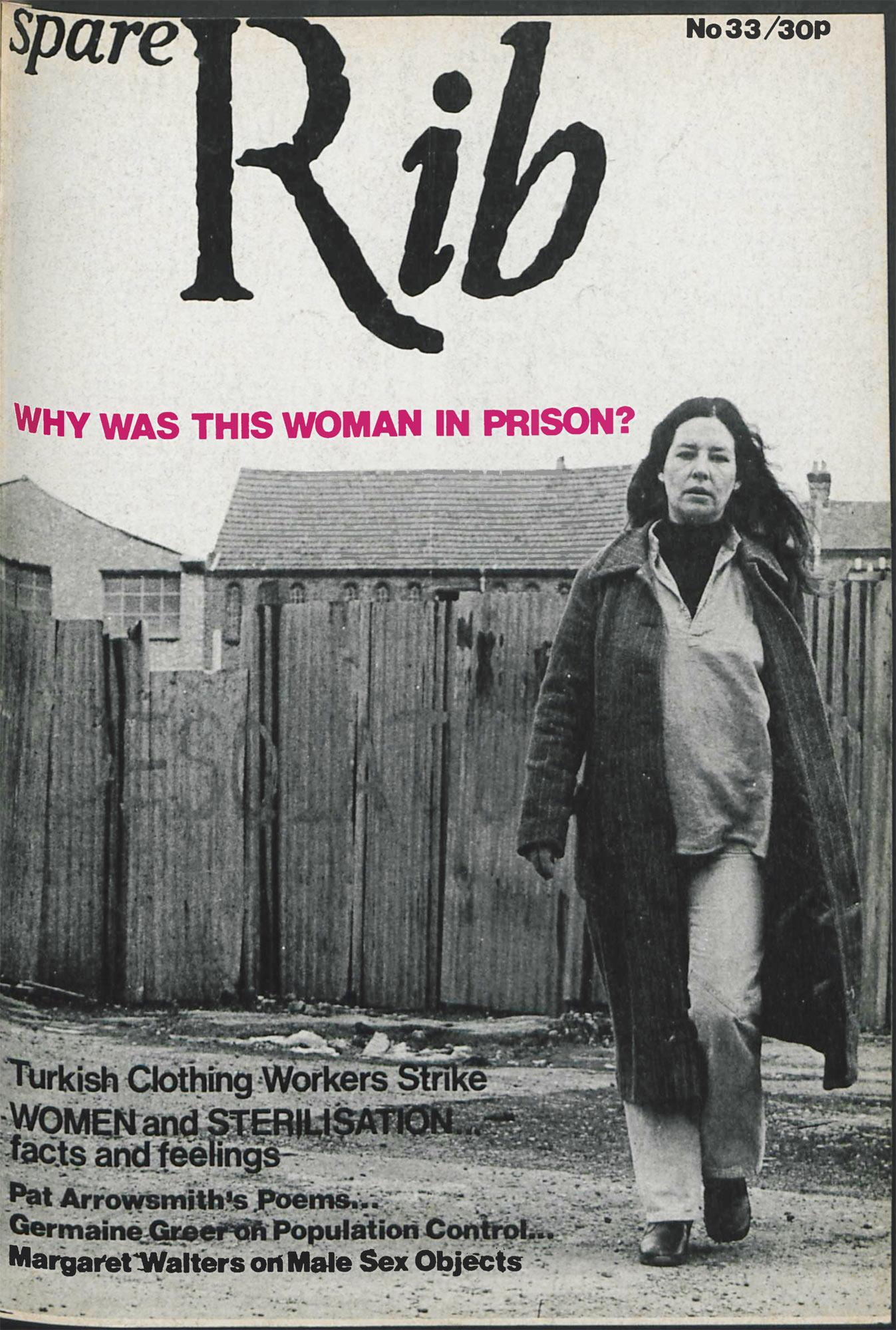 Spare Rib magazine issue 33 p. 1