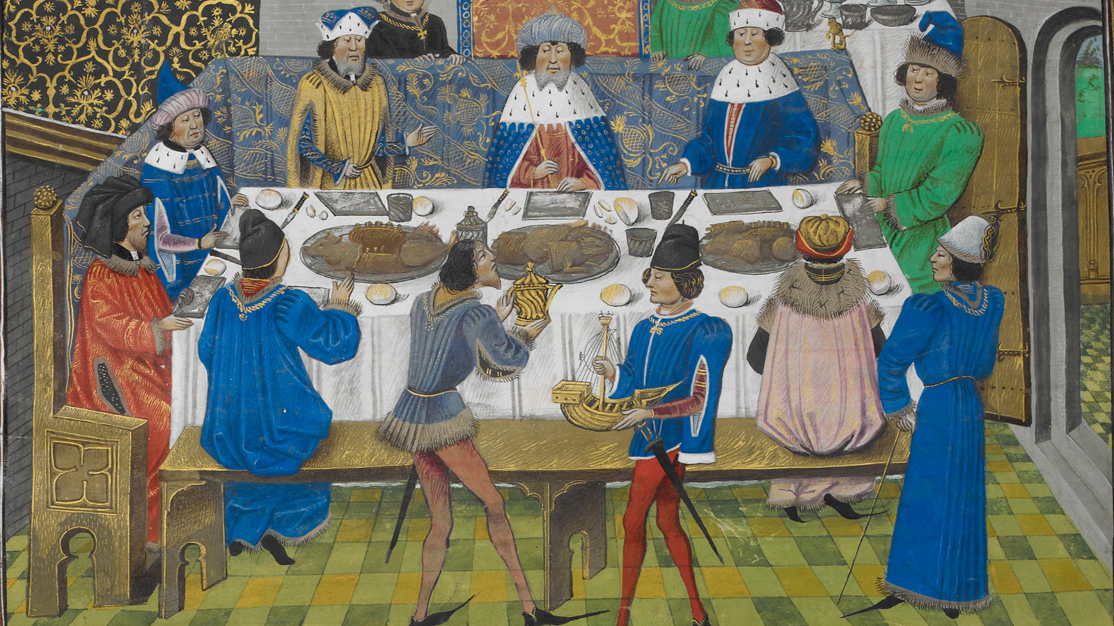 Cookery and the medieval diet