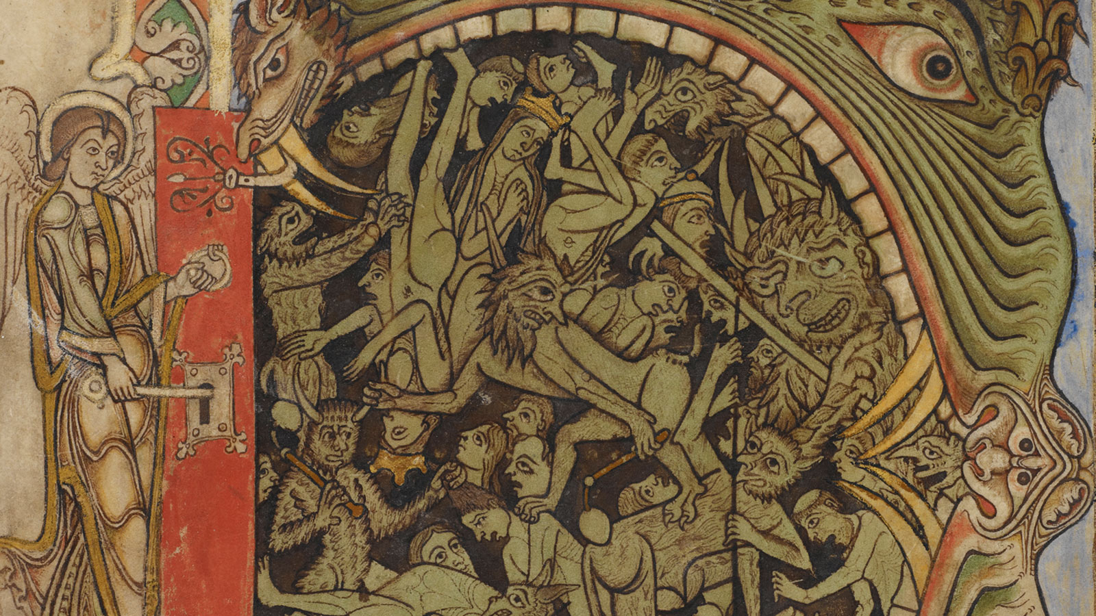 Medieval monsters: from the mystical to the demonic