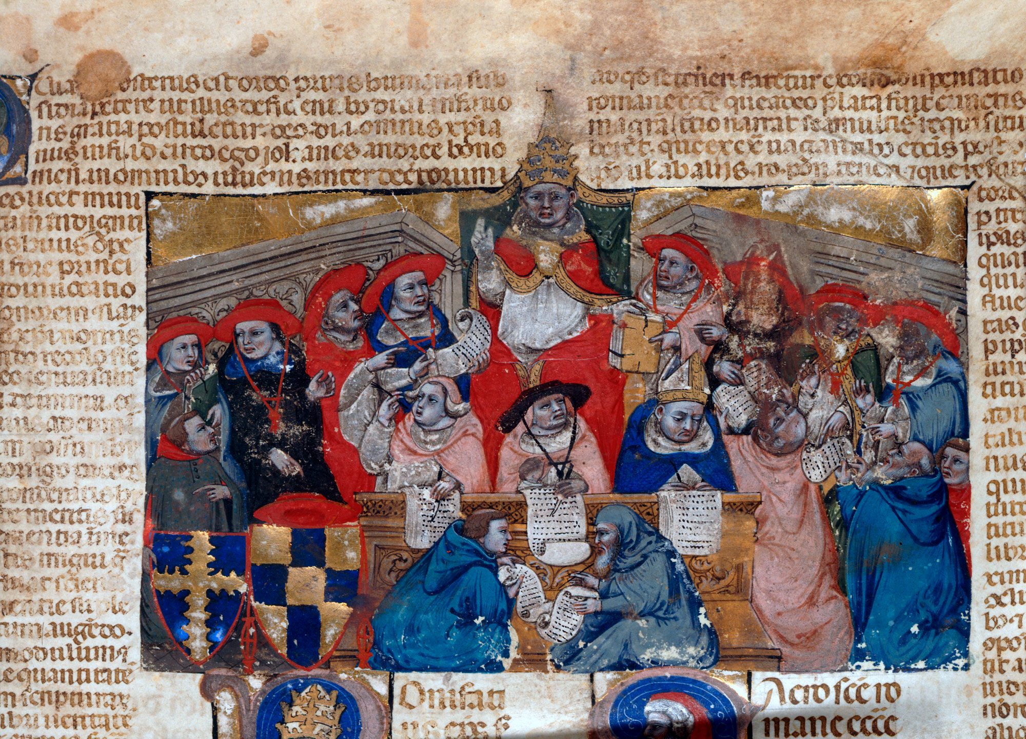 Festivities in the Middle Ages French book