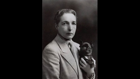 Portrait of Radclyffe Hall