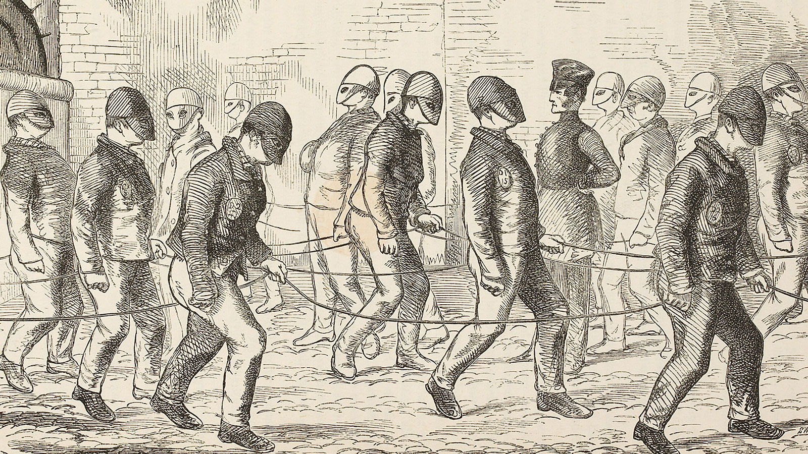 Victorian prisons and punishments - The British Library
