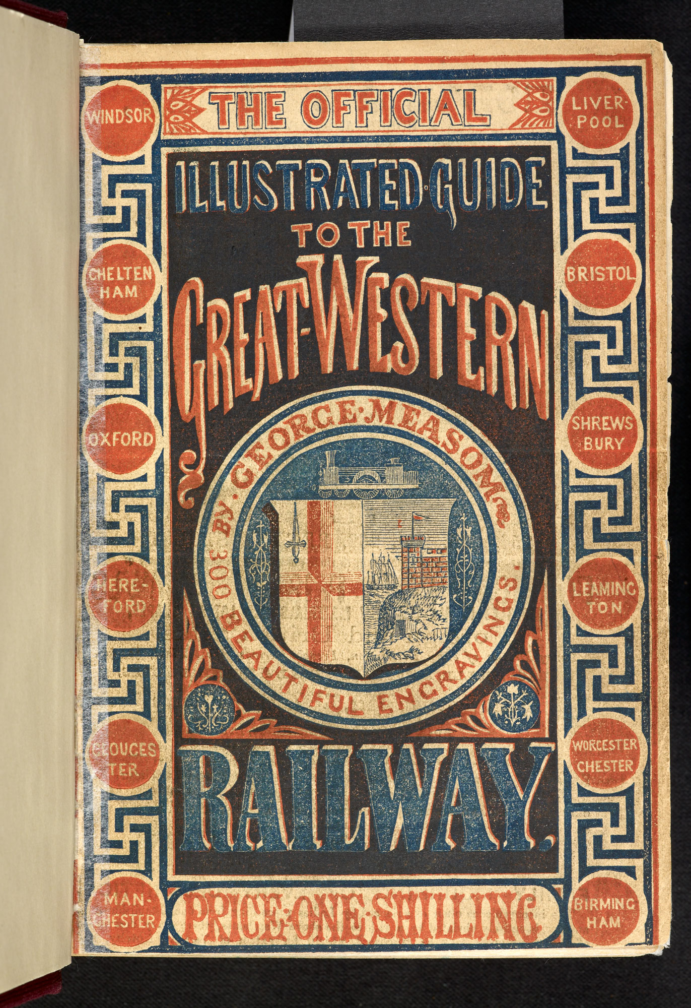 The Official Illustrated Guide to the Great Western Railway