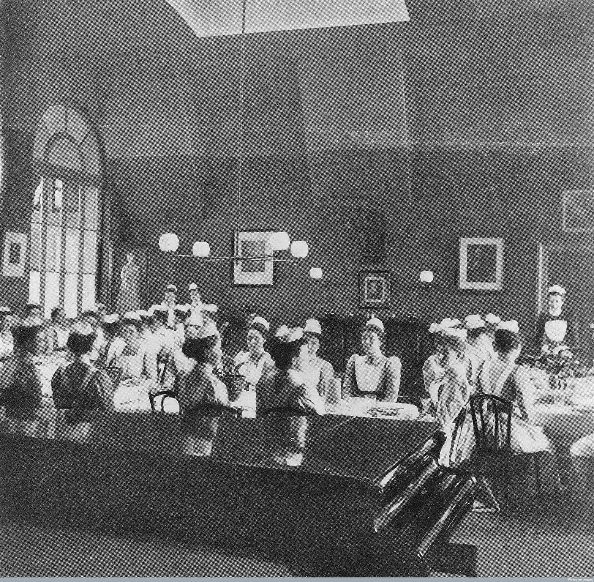 The Nightingale Home And Training School For Nurses St Thomas S Hospital The British Library