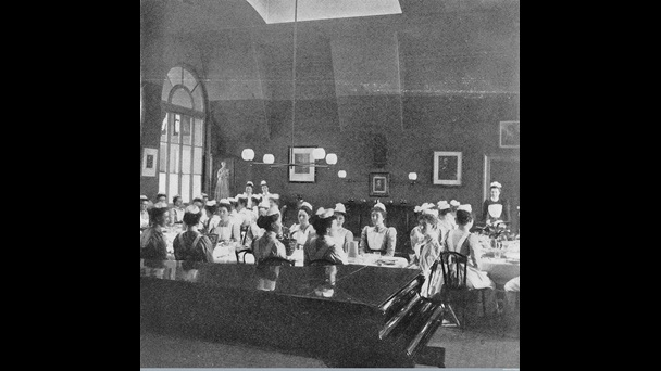 The Nightingale Home and Training School for Nurses, St. Thomas's Hospital