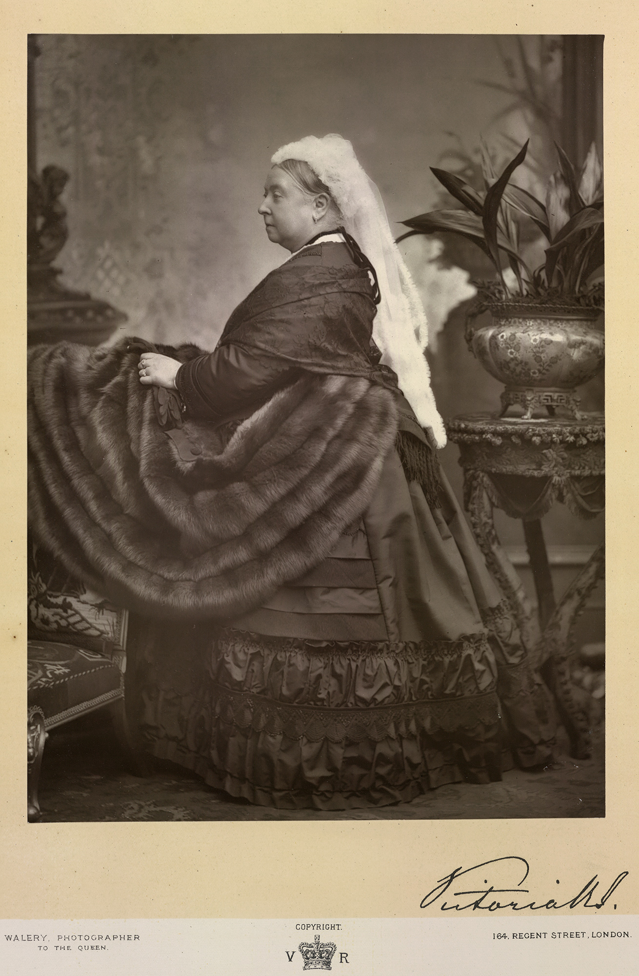 Photograph of Queen Victoria
