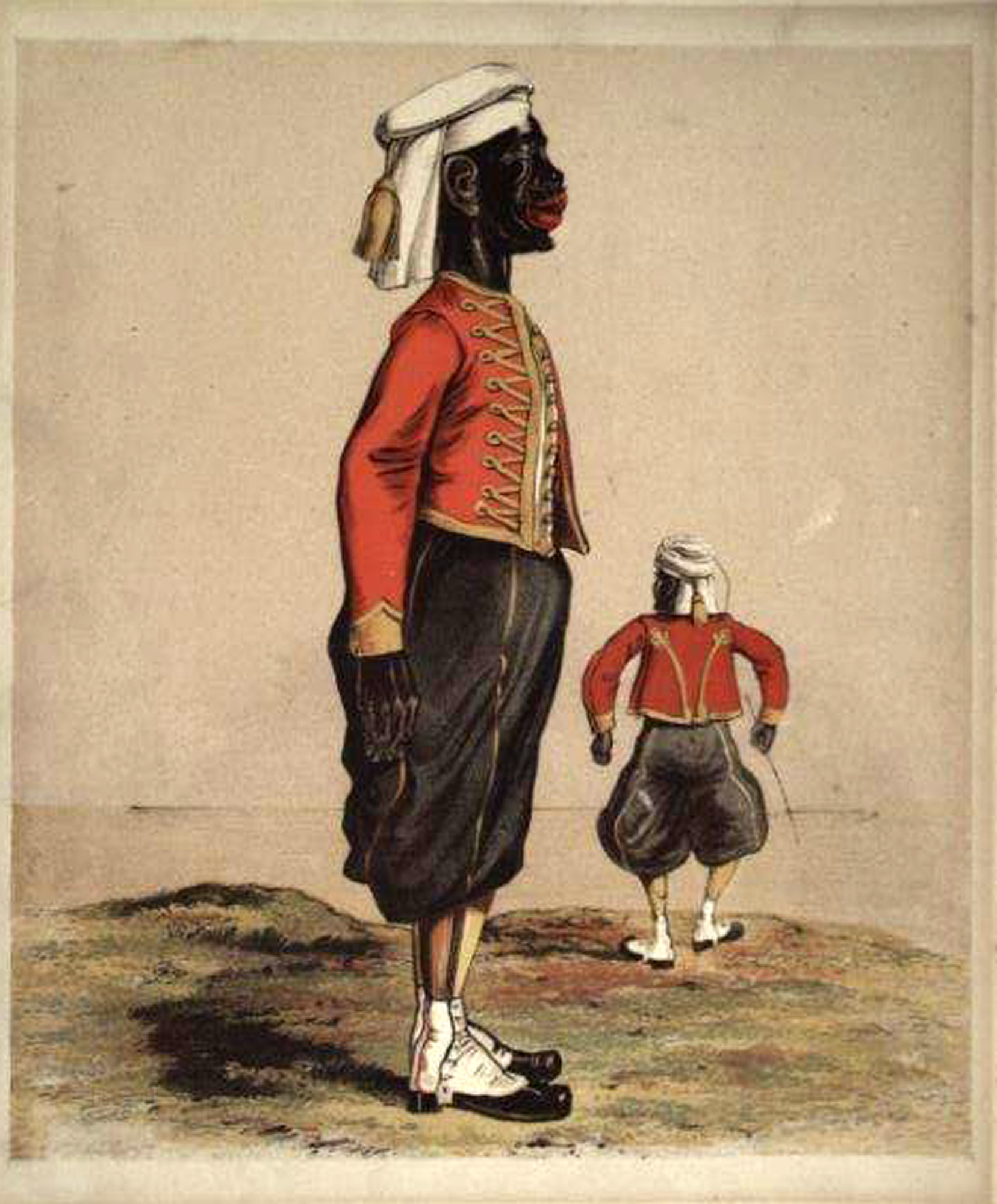 Z is for Zouave
