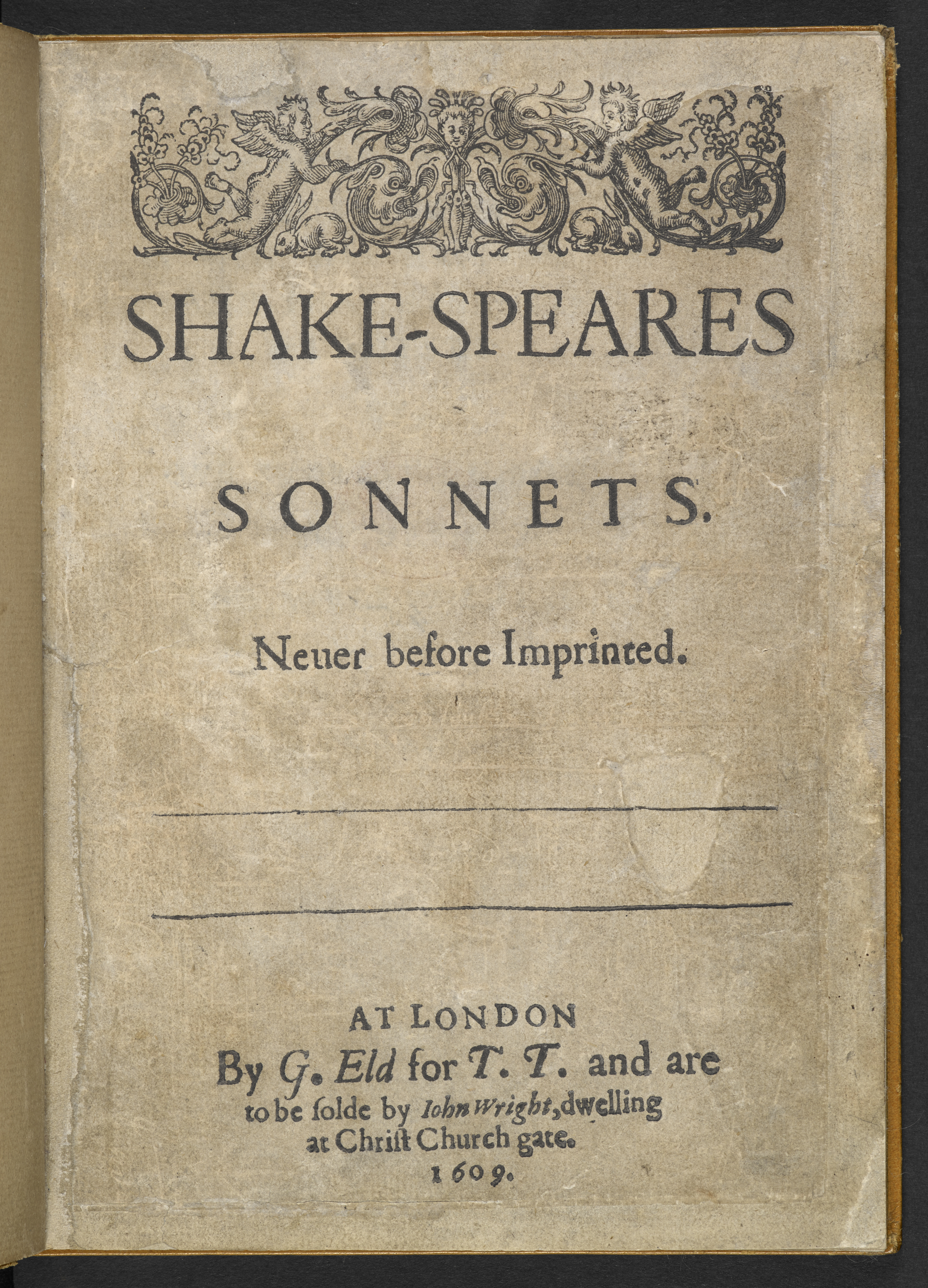 Beyond Shakespeare's Sonnets