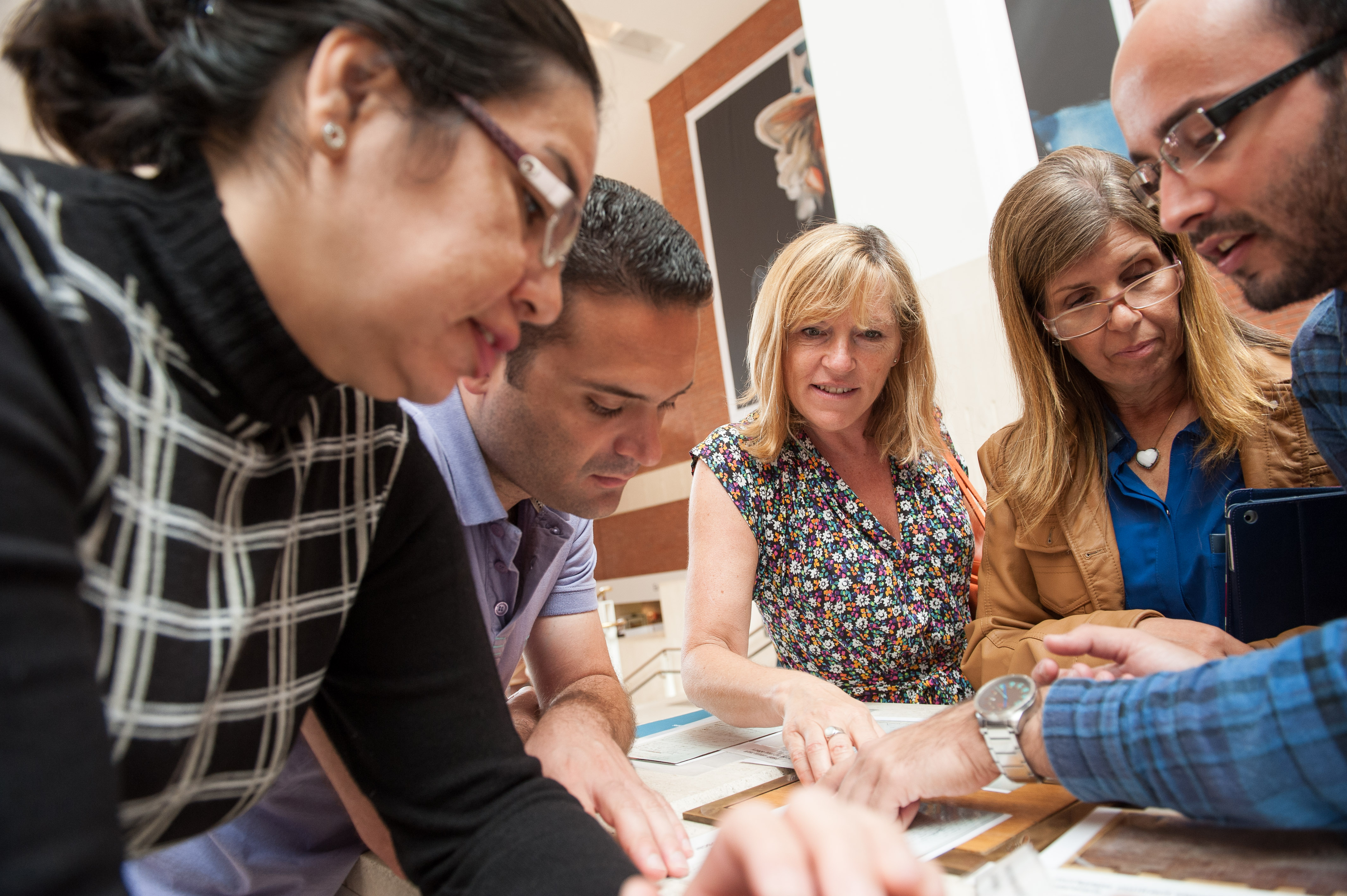 Adult Learning Workshops