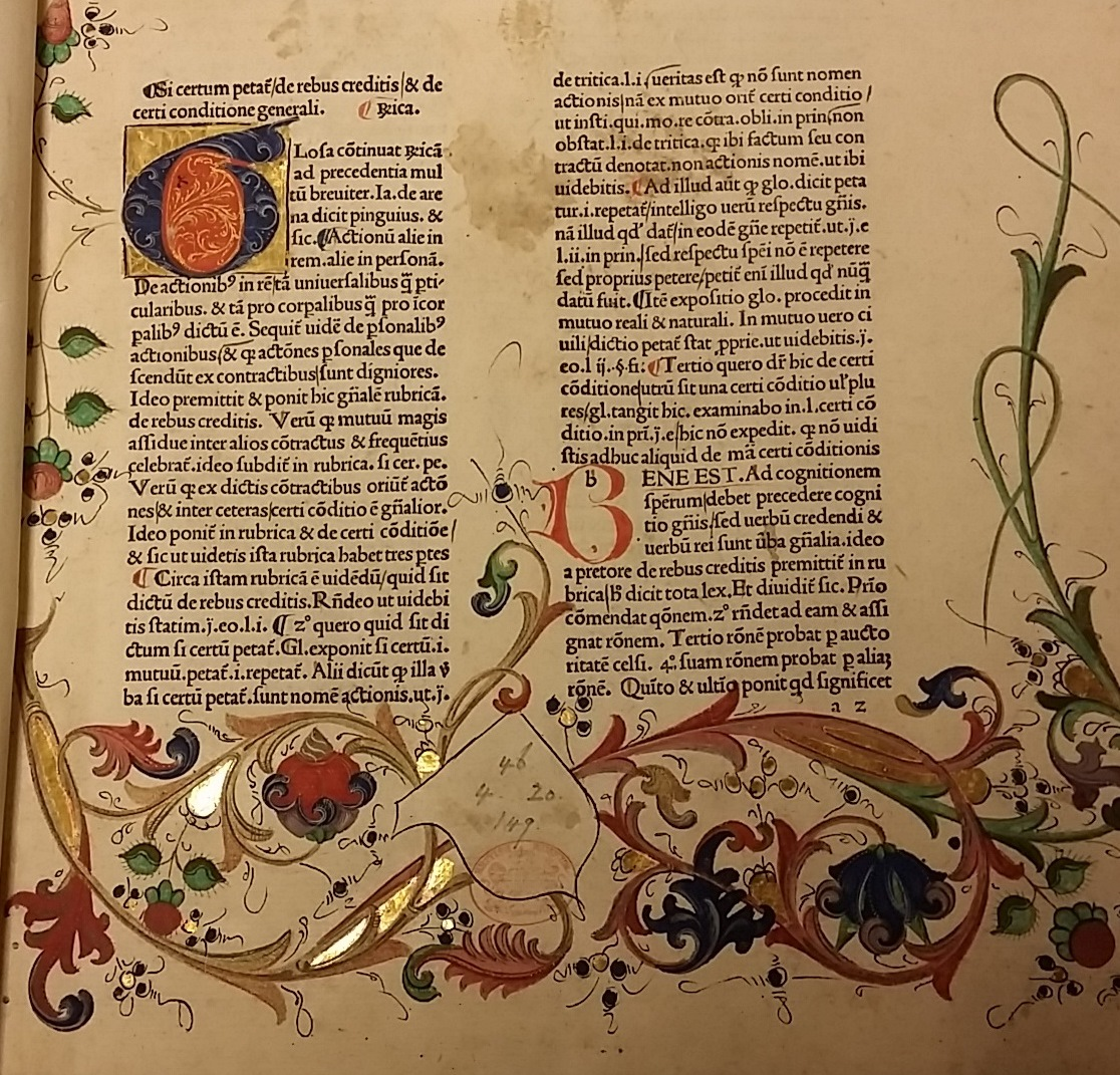 15th-century book survival and detective techniques