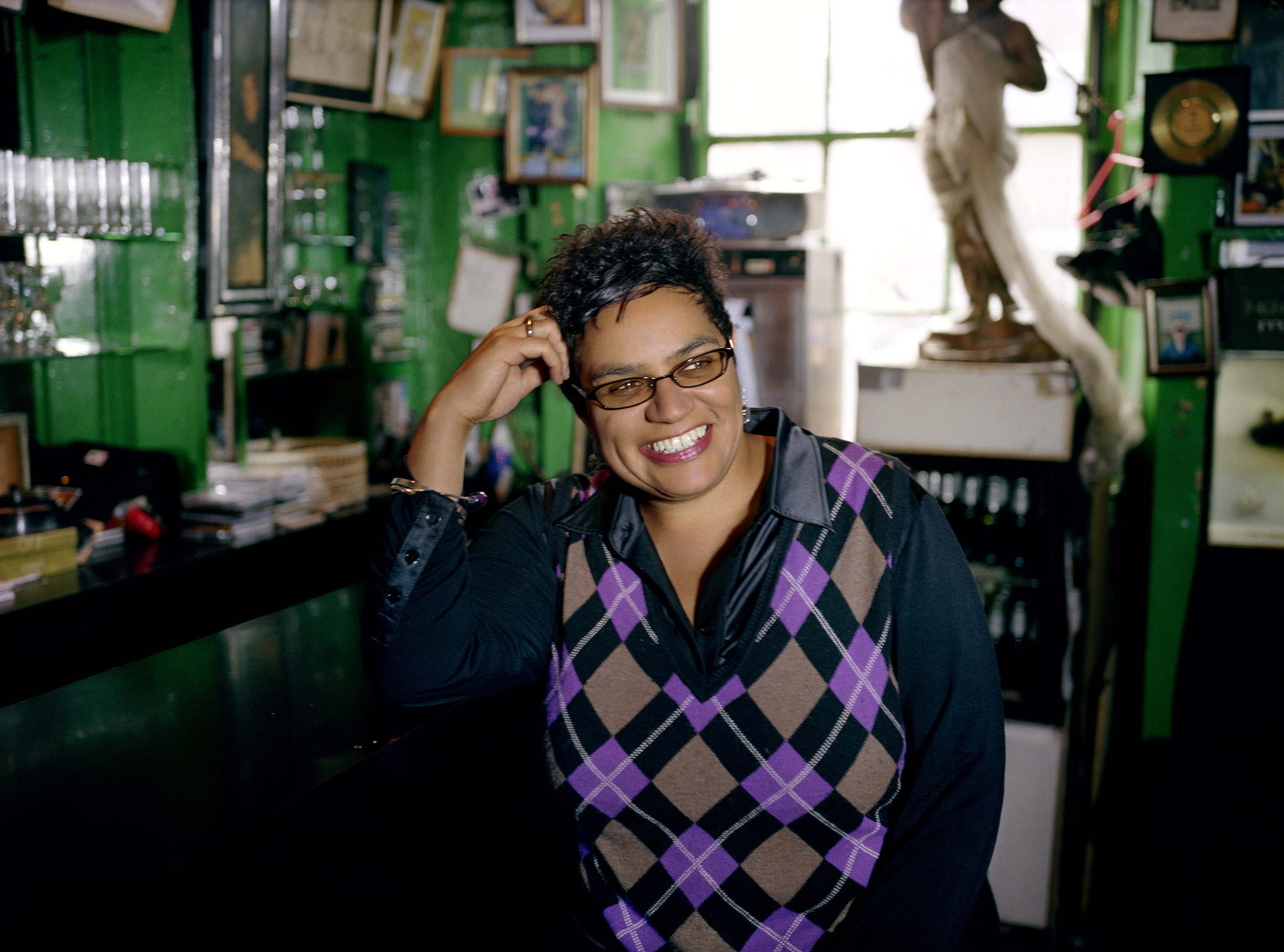 Jackie Kay image by Mary McCartney