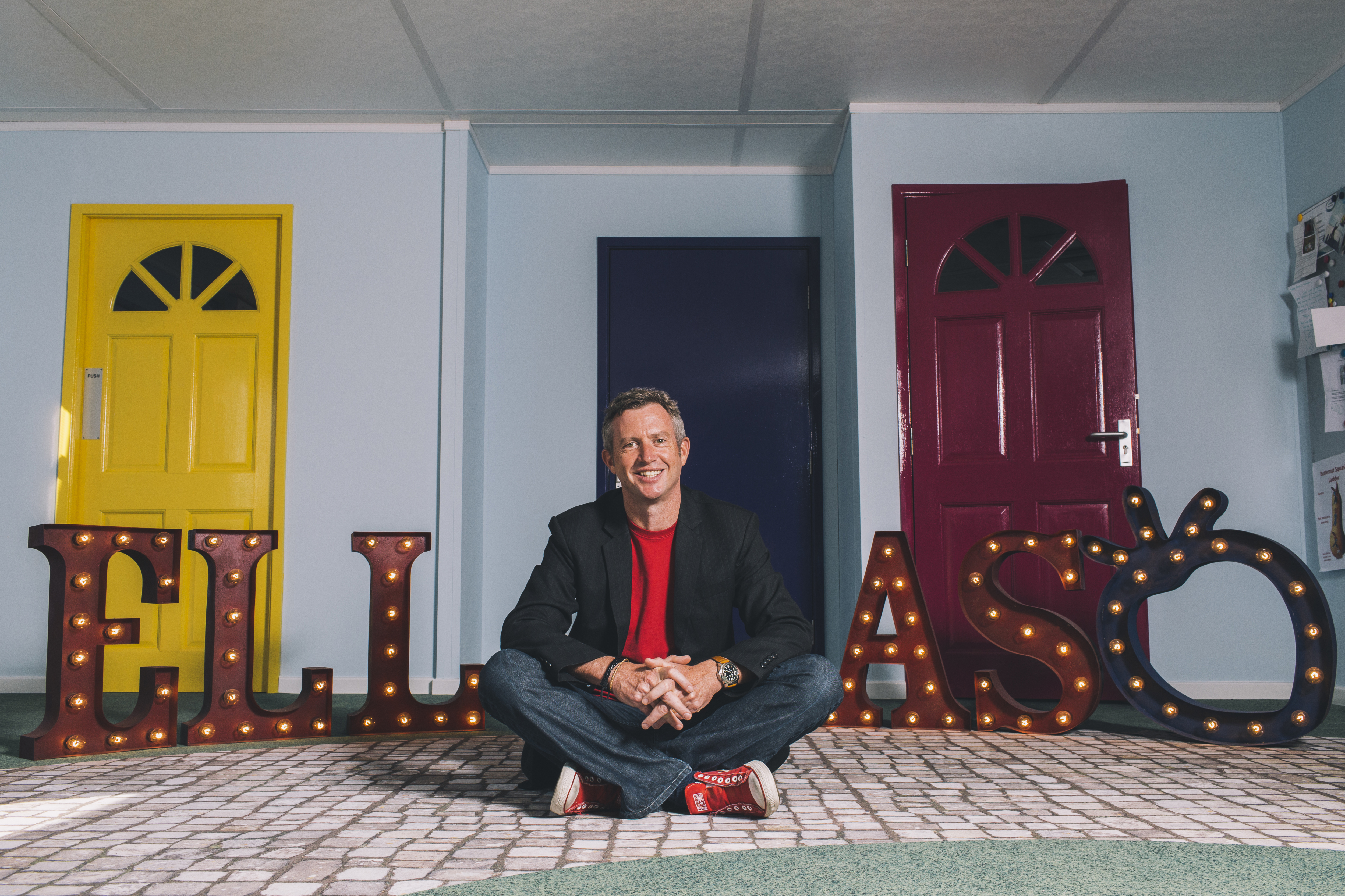 Thinking little to achieve big: Paul Lindley, founder, Ella's Kitchen