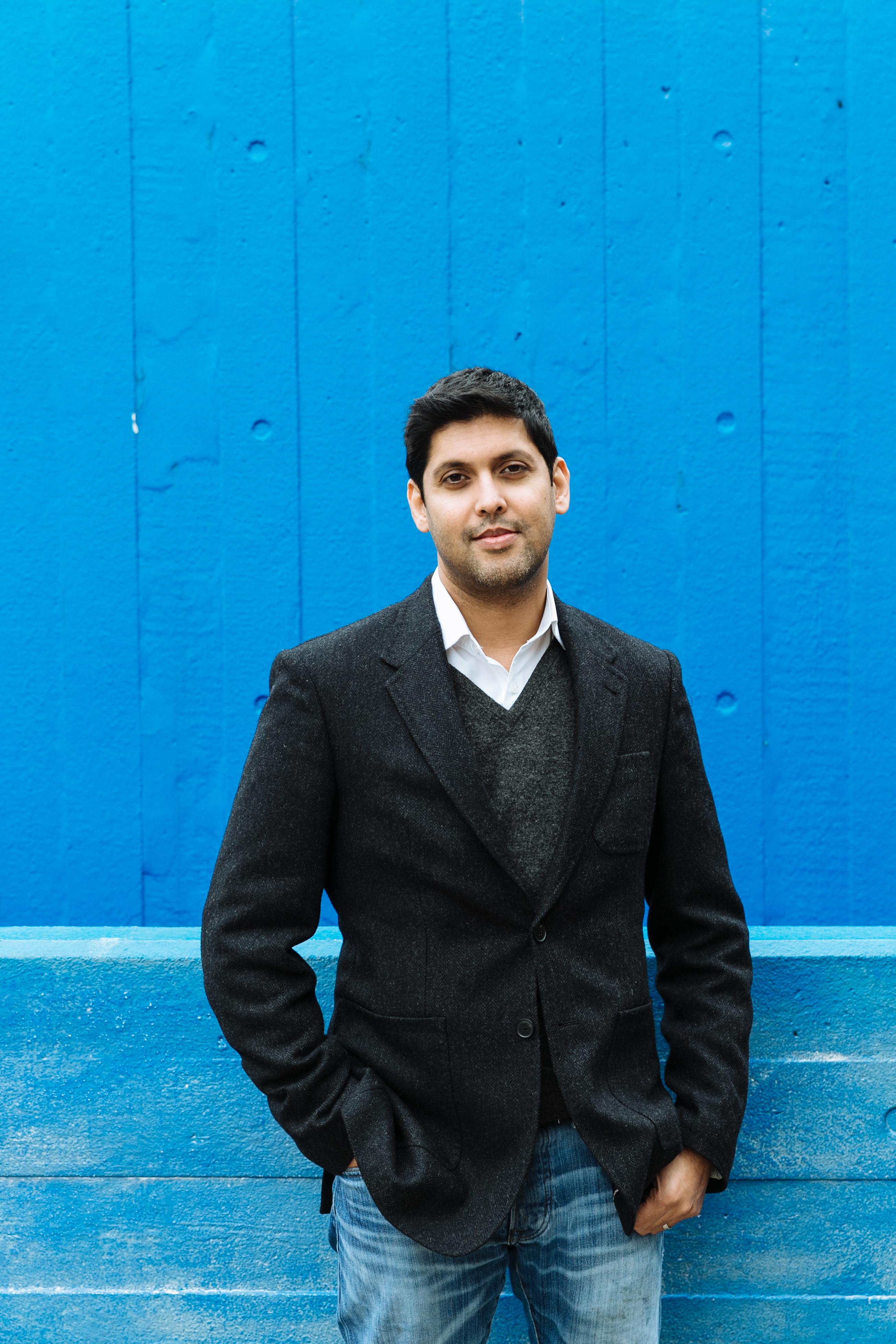 Abir Mukherjee (c) Nick Tucker