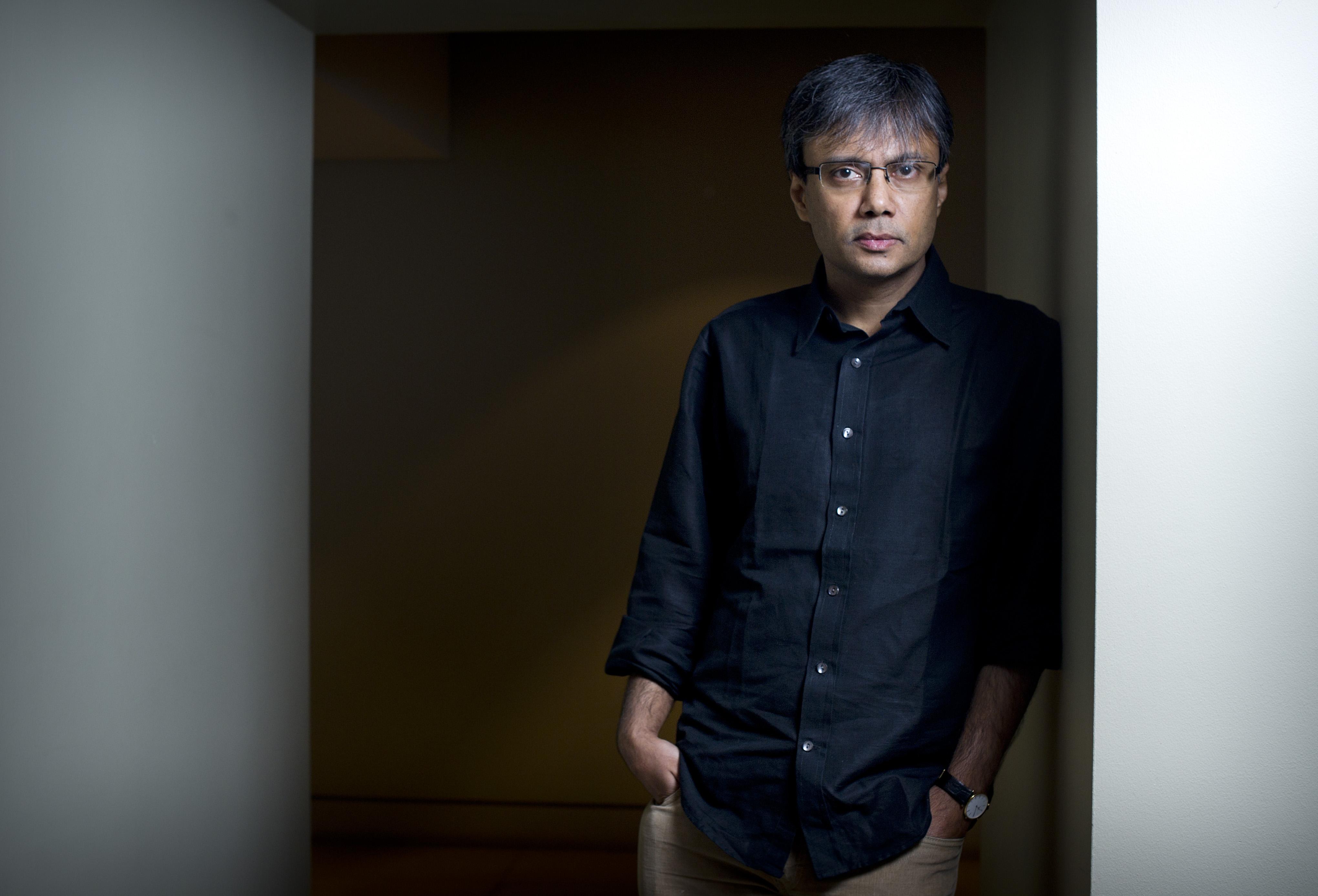 Amit Chaudhuri photo credit: Geoff Pugh