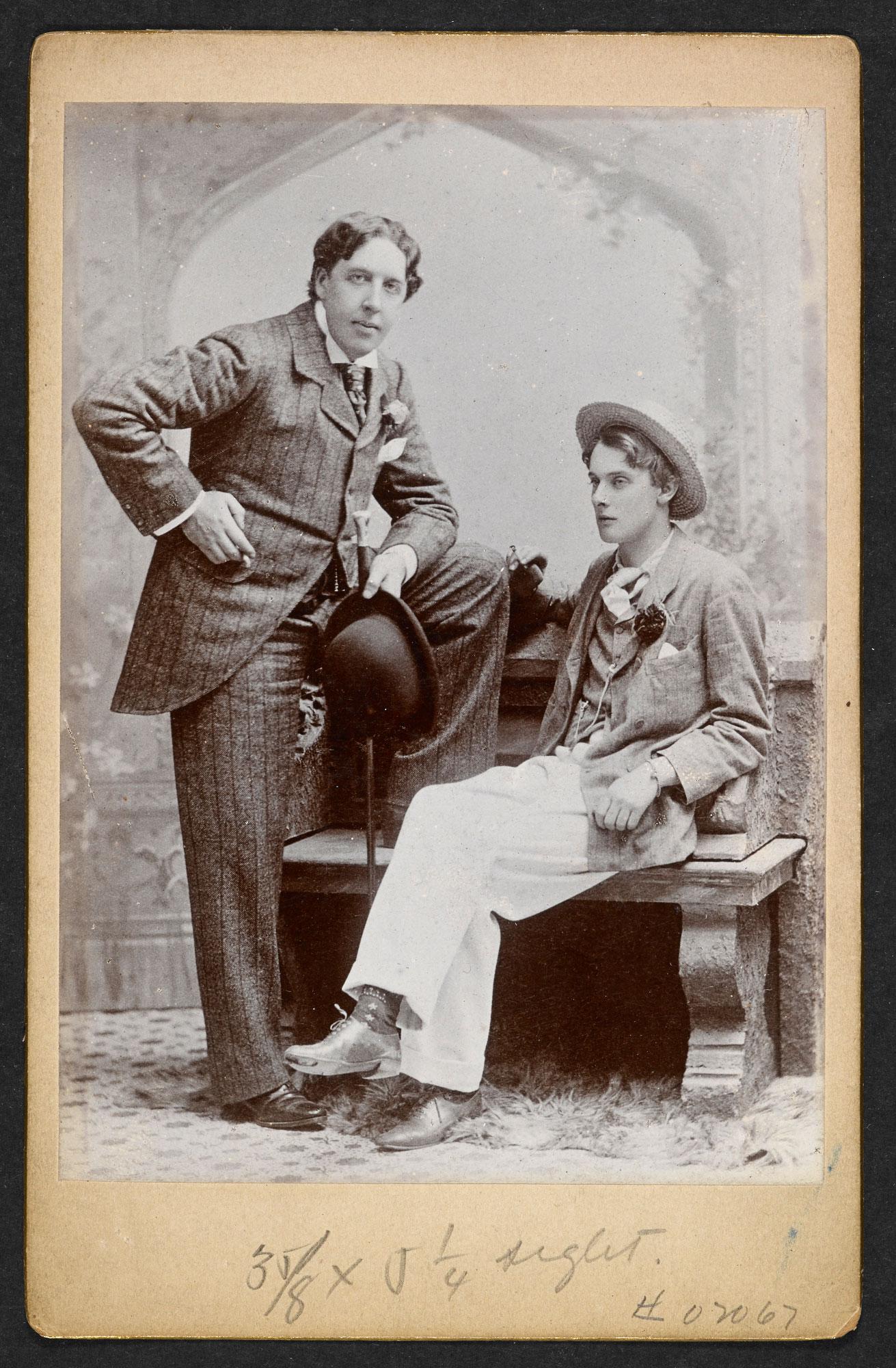 Oscar Wilde: Queer City