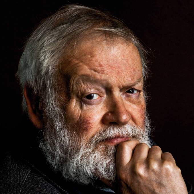 Michael Longley courtesy Bobbie Hanvey