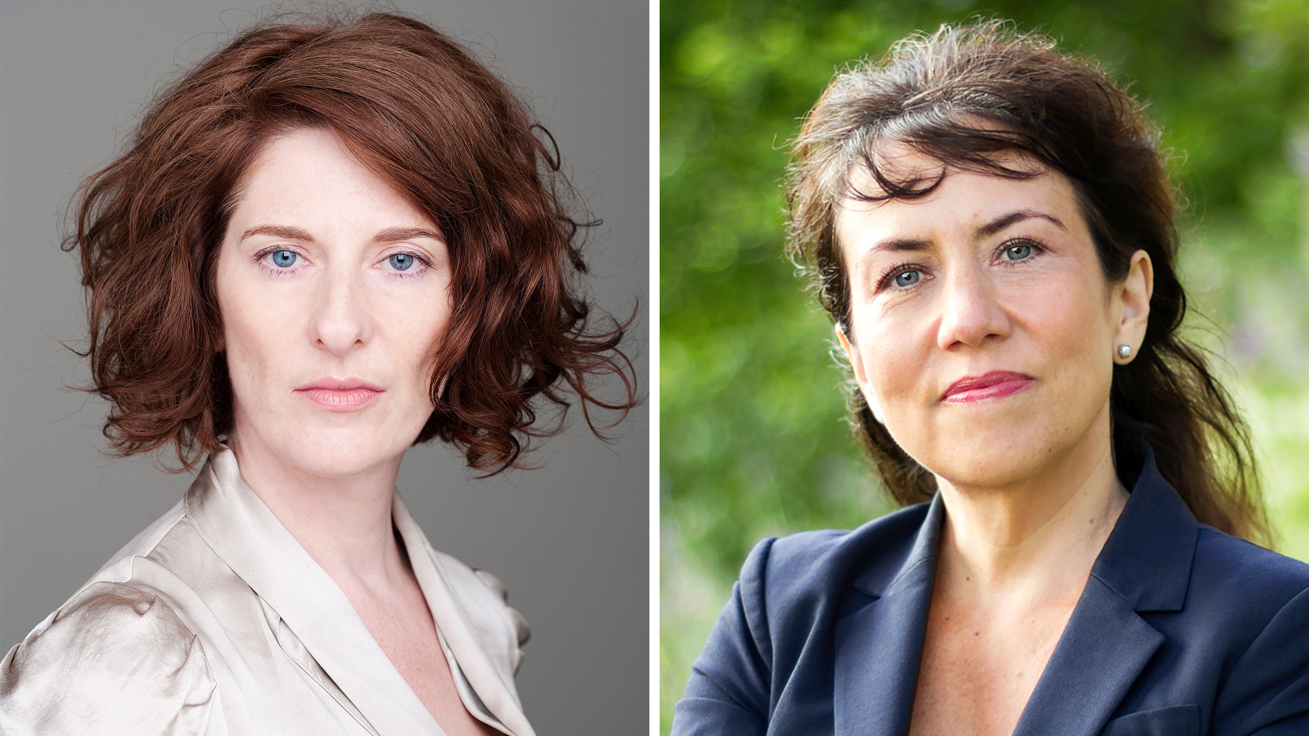 Writing Canada: Stef Penney and Alison MacLeod