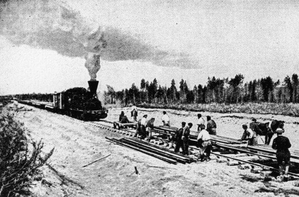 Revolutionary Railroad