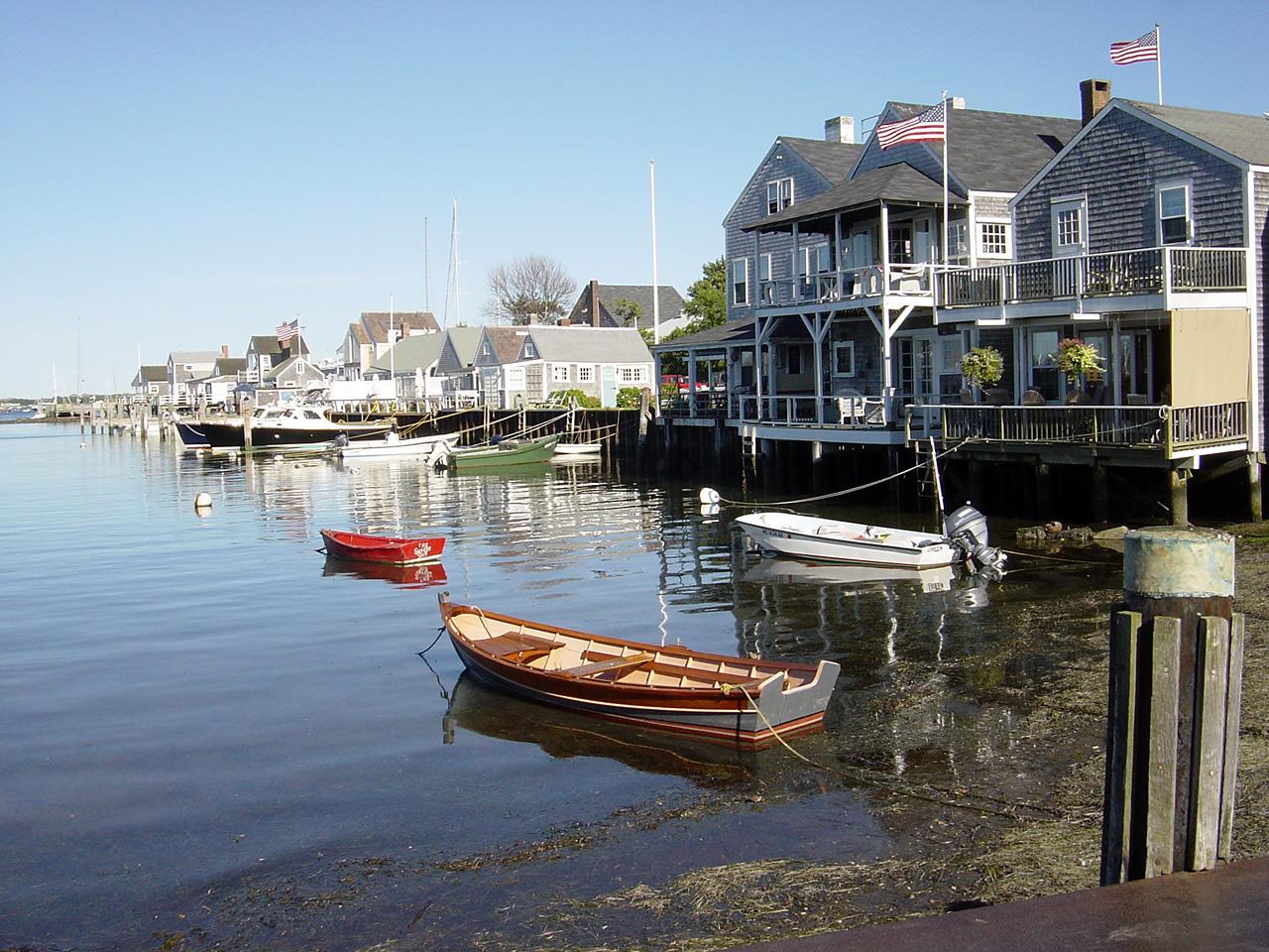 Nantucket, Massachusetts. Photo by Bobak Ha'Eri.