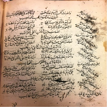 Visions of the Arabic Hejaz in C.18th-19th North India