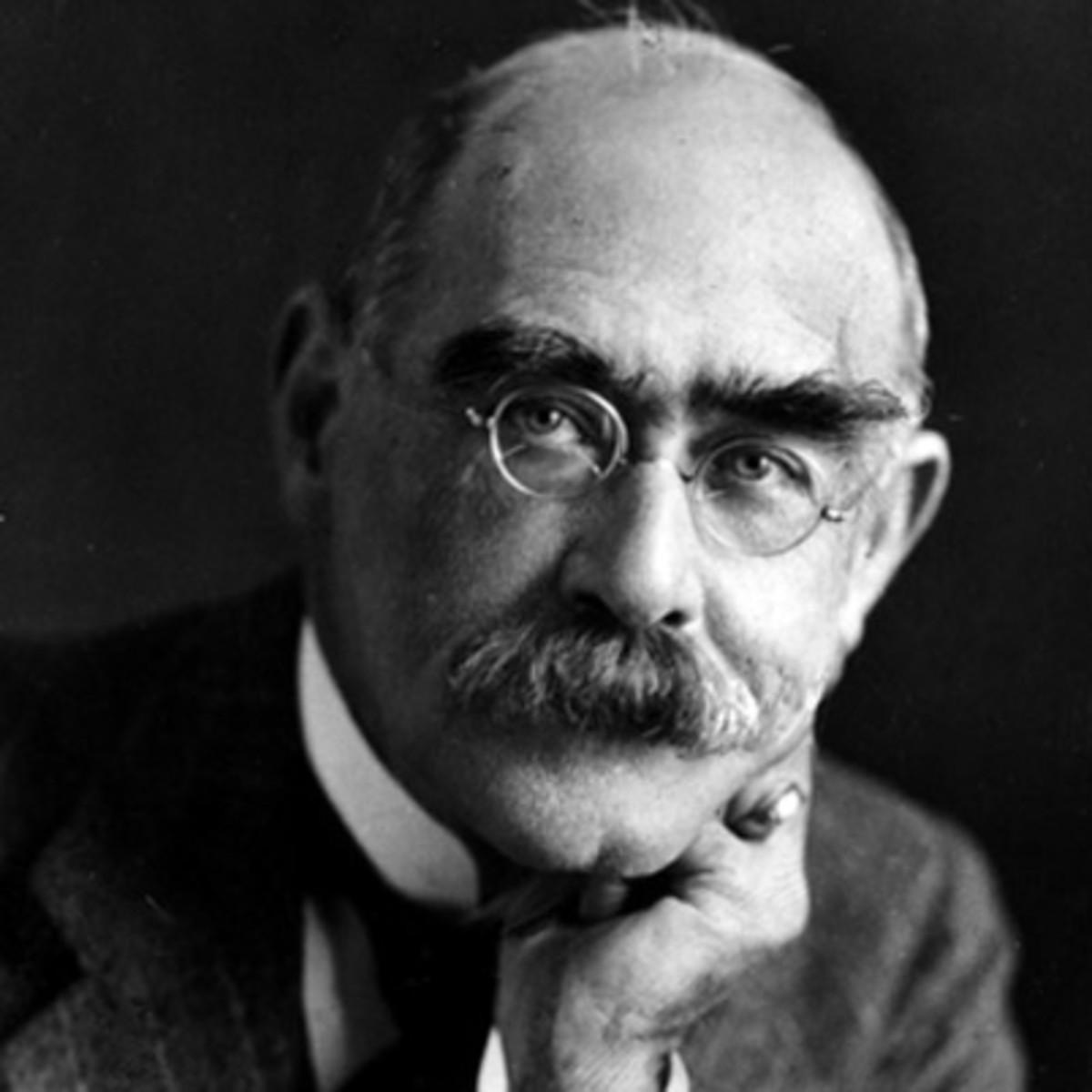 The Josephine Hart Poetry Hour: Rudyard Kipling