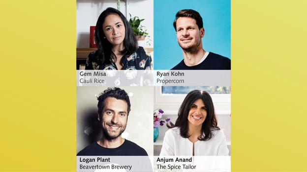 Inspiring Entrepreneurs: Brilliant Brands