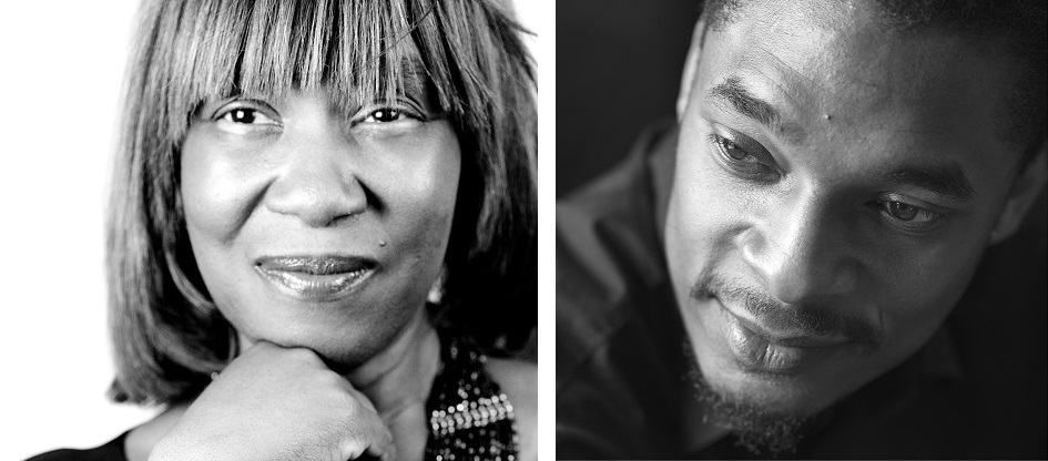 Celebrating the Centenary of Gwendolyn Brooks. Patricia Smith photographed by Rachel Eliza Griffiths and Terrance Hayes courtasy of Blue Flower Arts