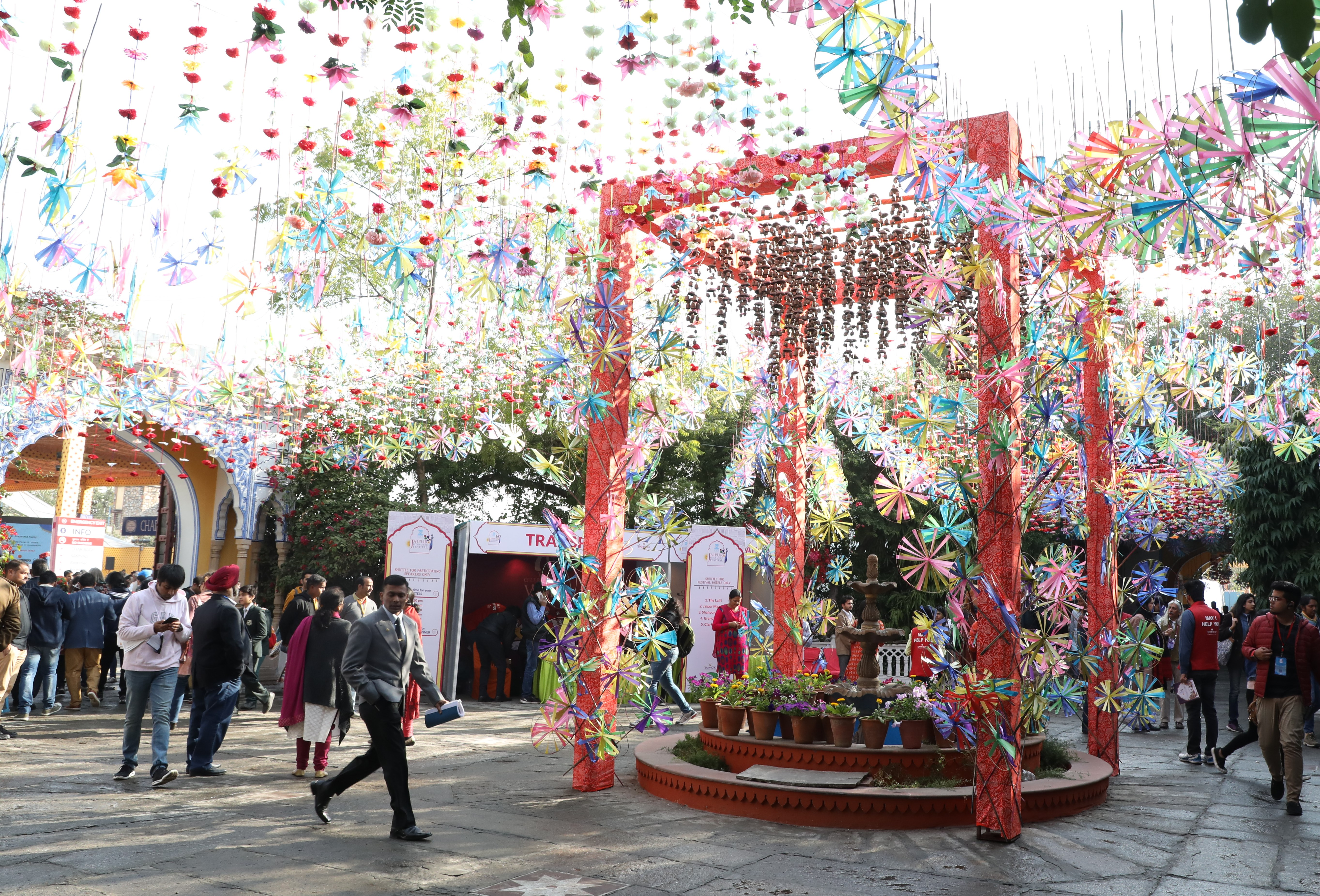 ZEE Jaipur Literature Festival at the British Library