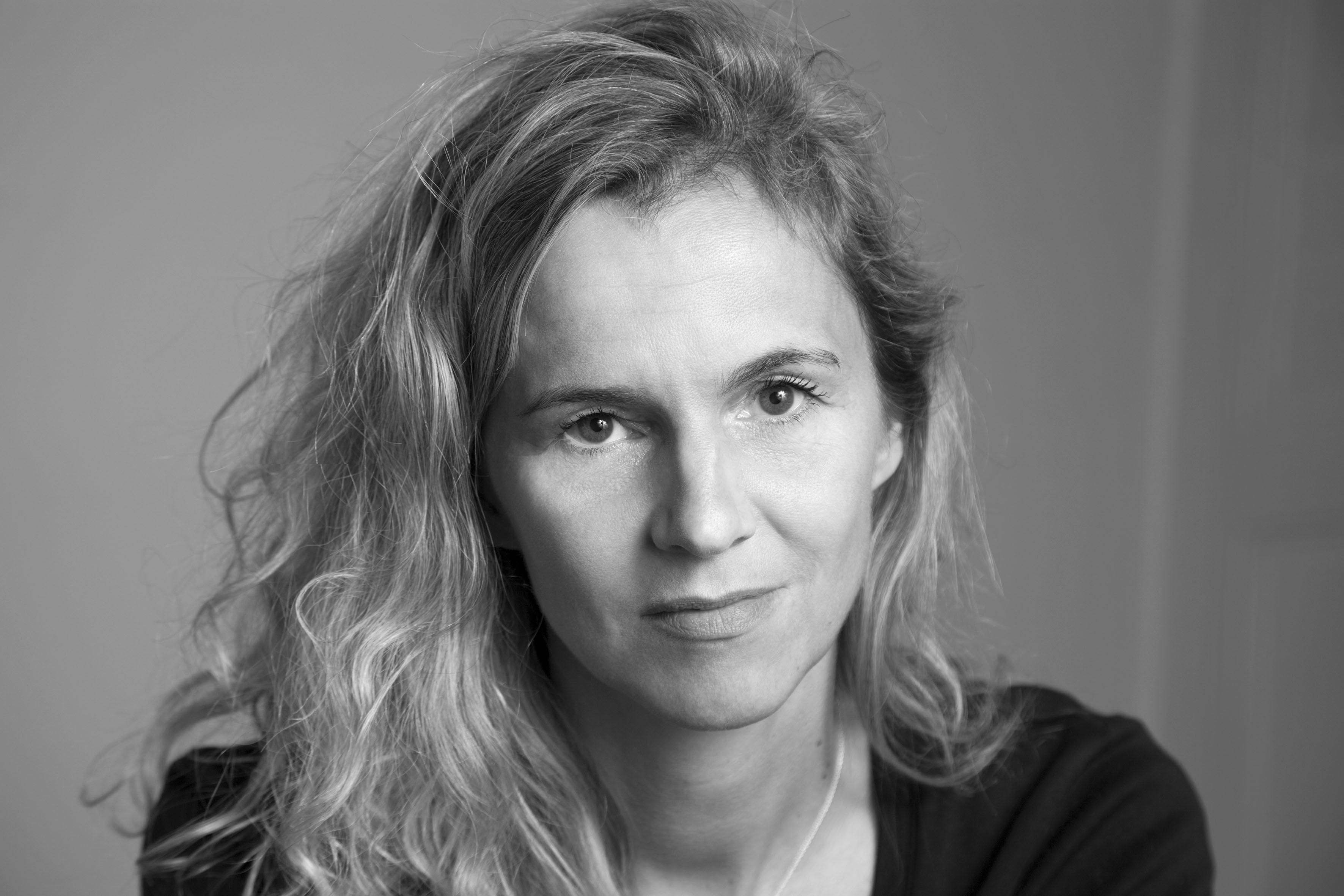 Delphine de Vigan, credit Delphine Jouandeau