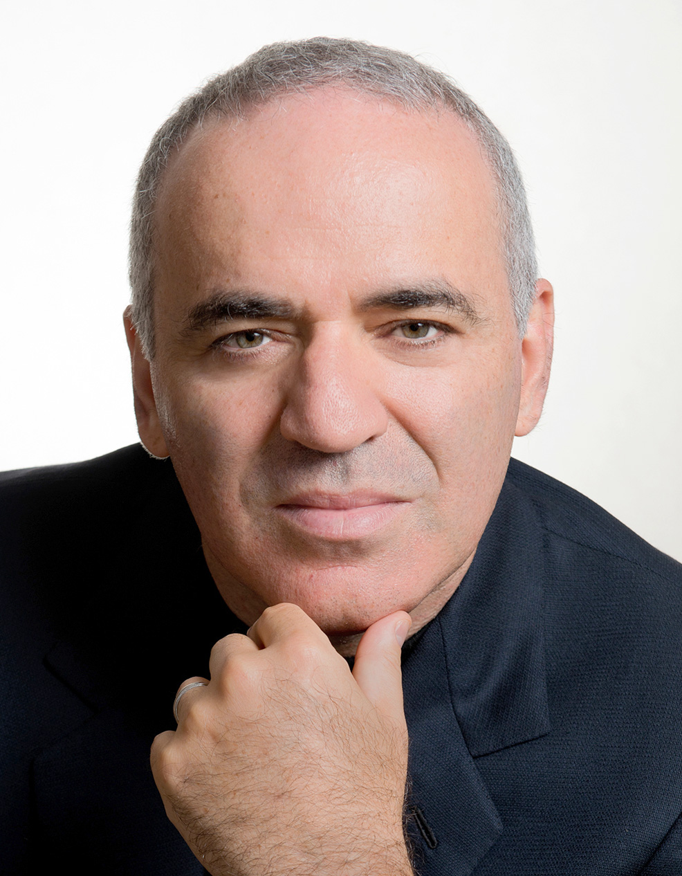 What's On - Author Garry Kasparov