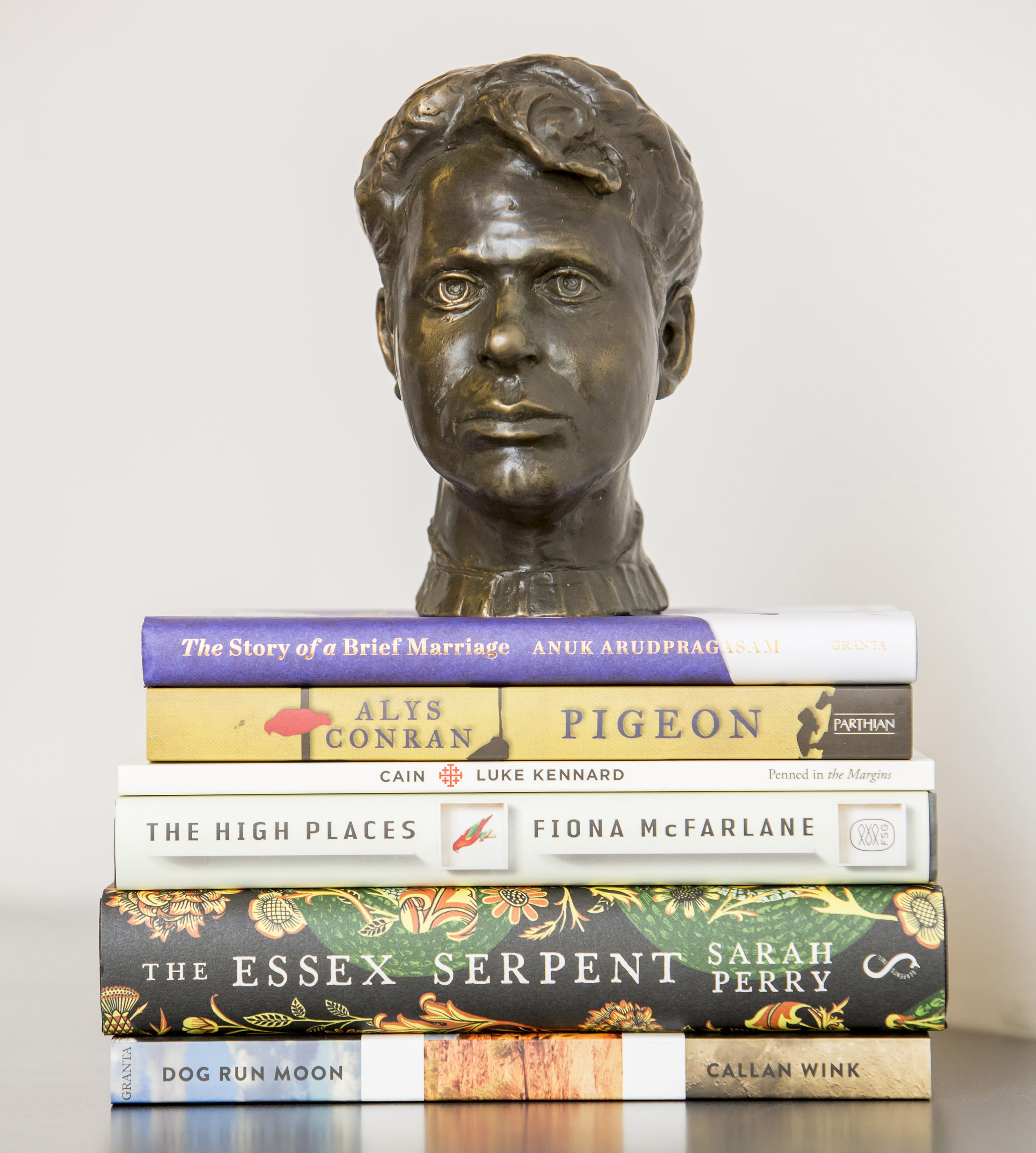 Dylan Thomas Prize: Shortlisted books