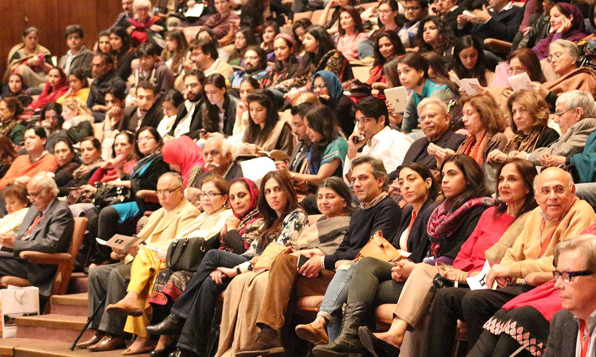 Lahore Literary Festival full day