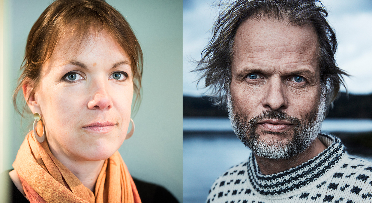 6Oct_Stories of Silence and Sound Bella Bathurst and Erling Kagge