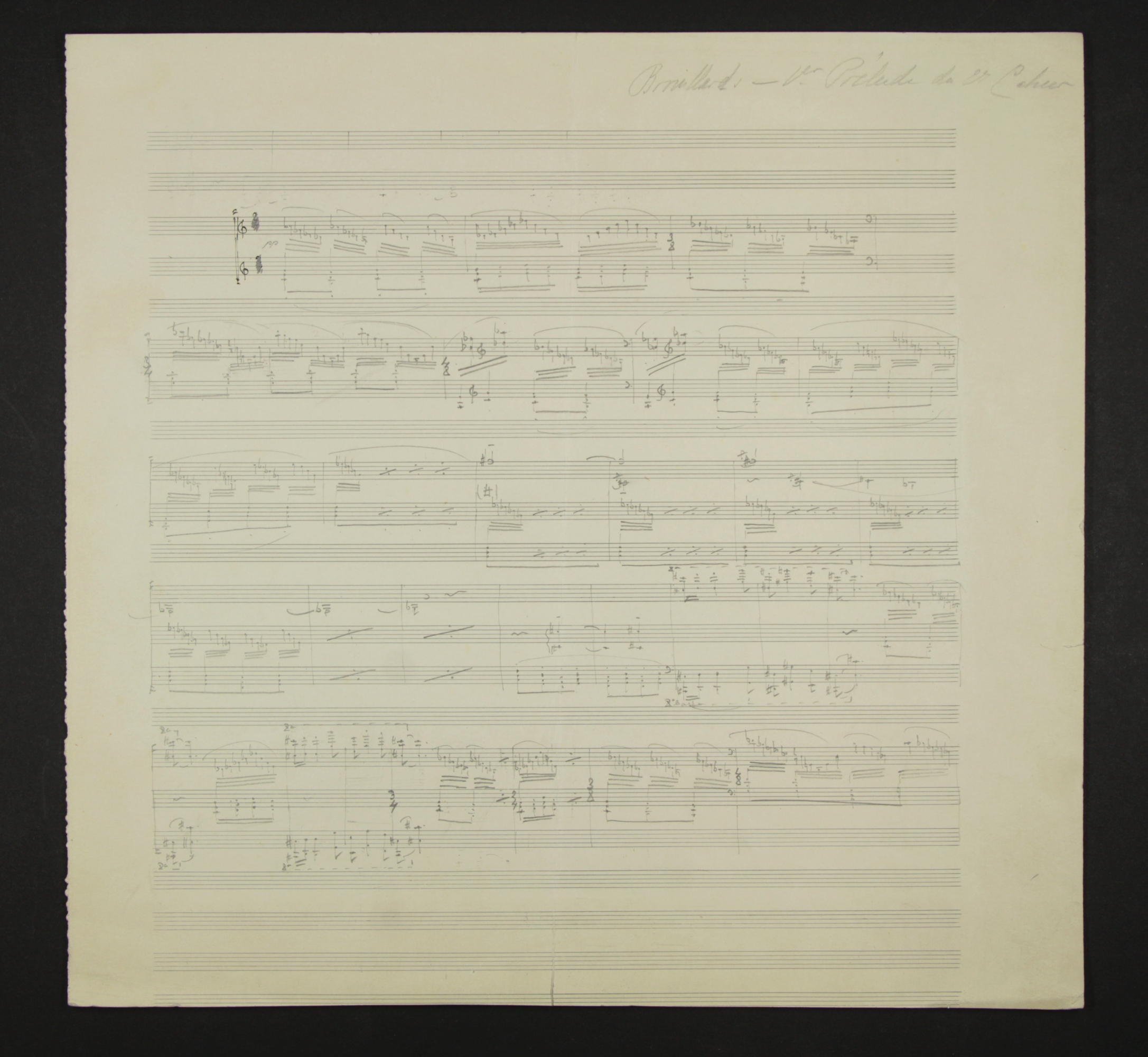 Doctoral Open Days - Music Collection Item